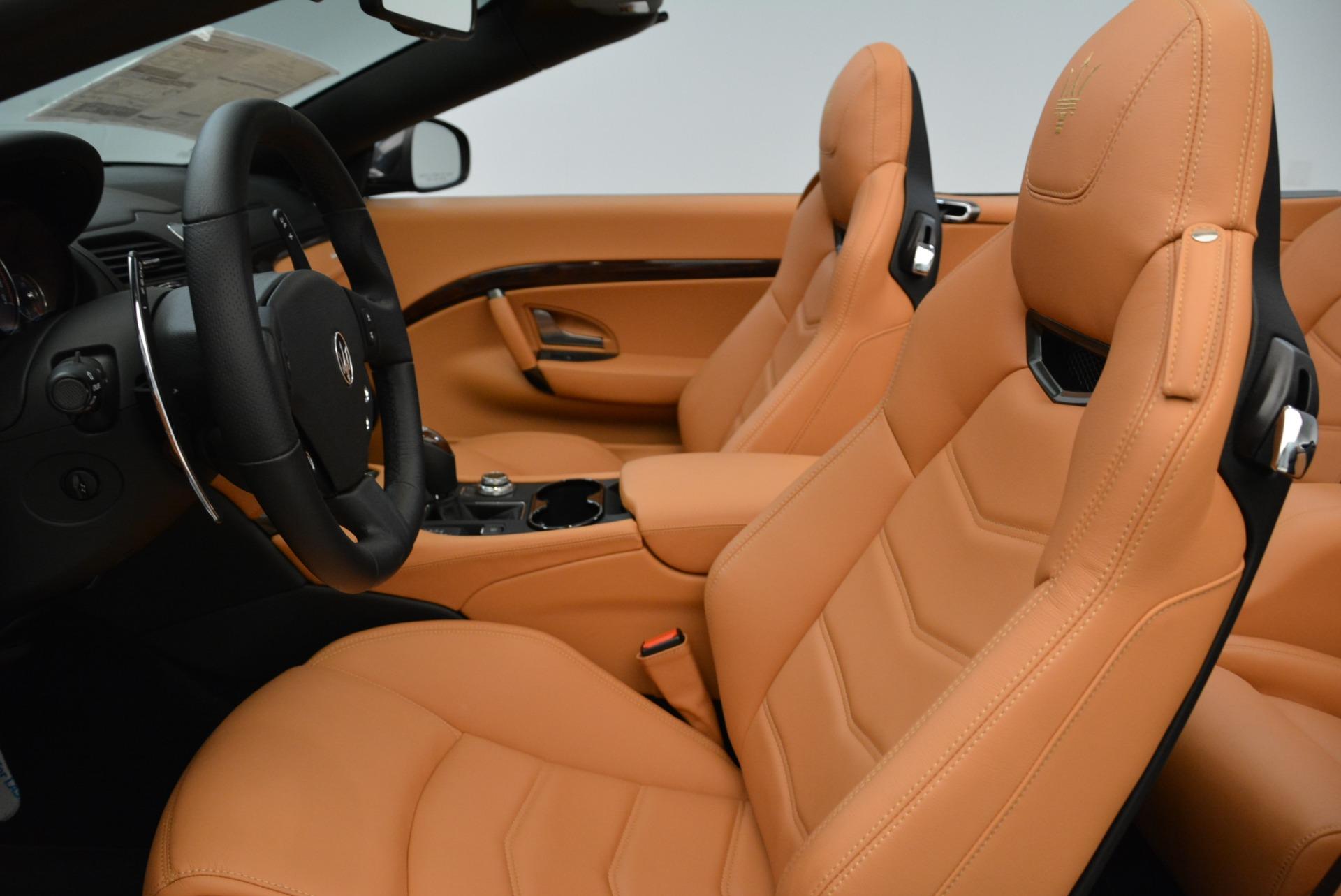 New 2018 Maserati GranTurismo Sport Convertible For Sale In Greenwich, CT 1942_p25