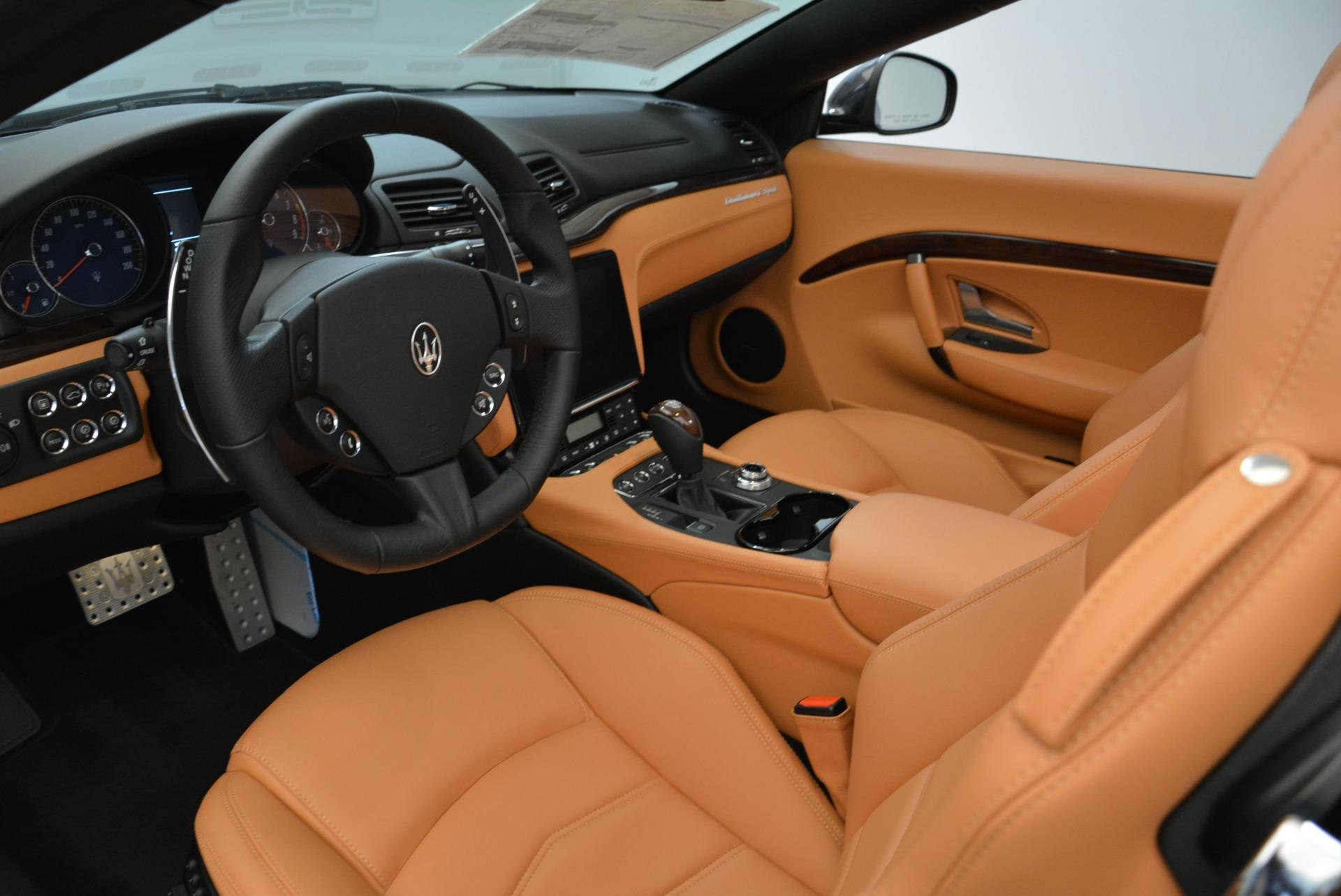 New 2018 Maserati GranTurismo Sport Convertible For Sale In Greenwich, CT 1942_p26