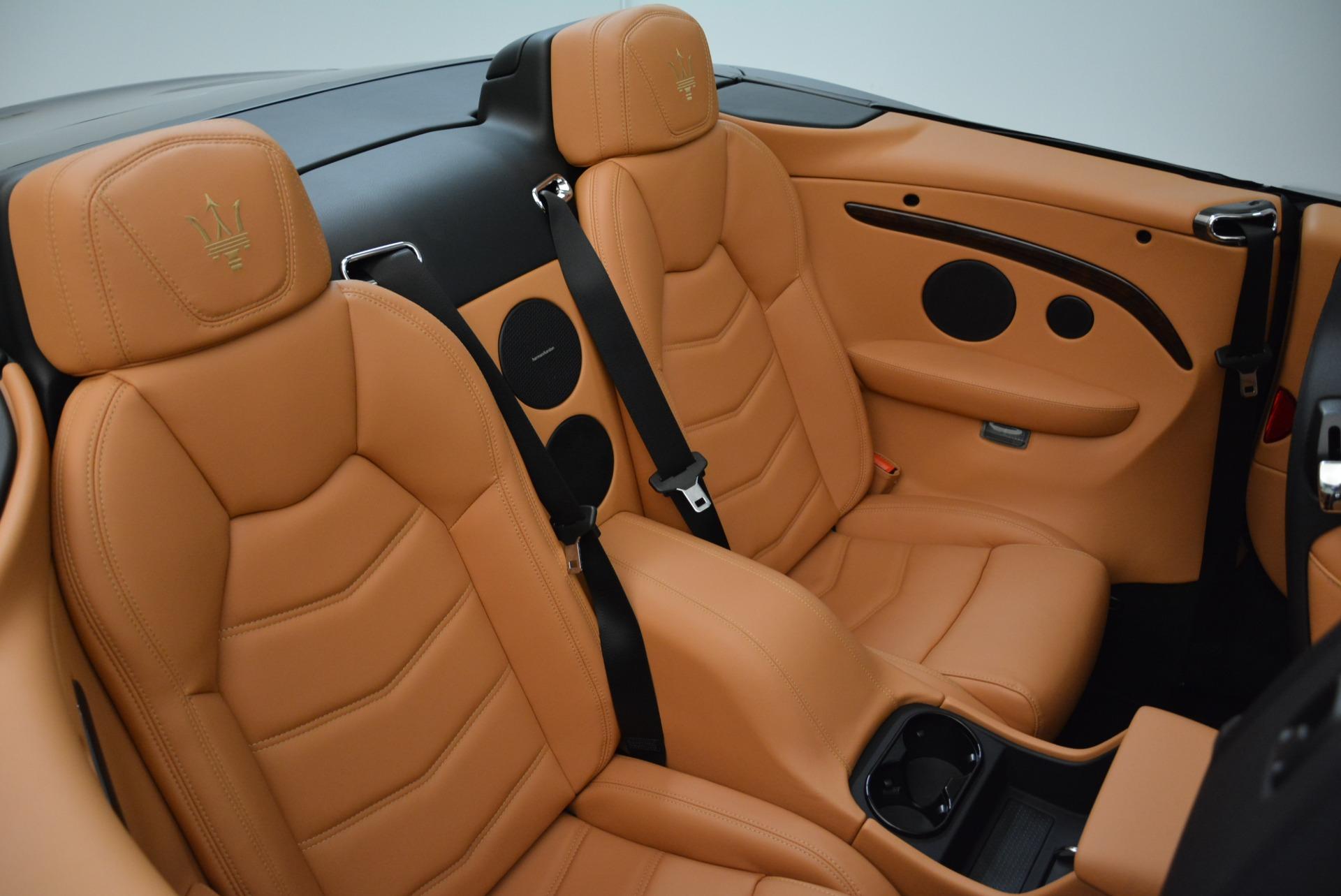 New 2018 Maserati GranTurismo Sport Convertible For Sale In Greenwich, CT 1942_p37