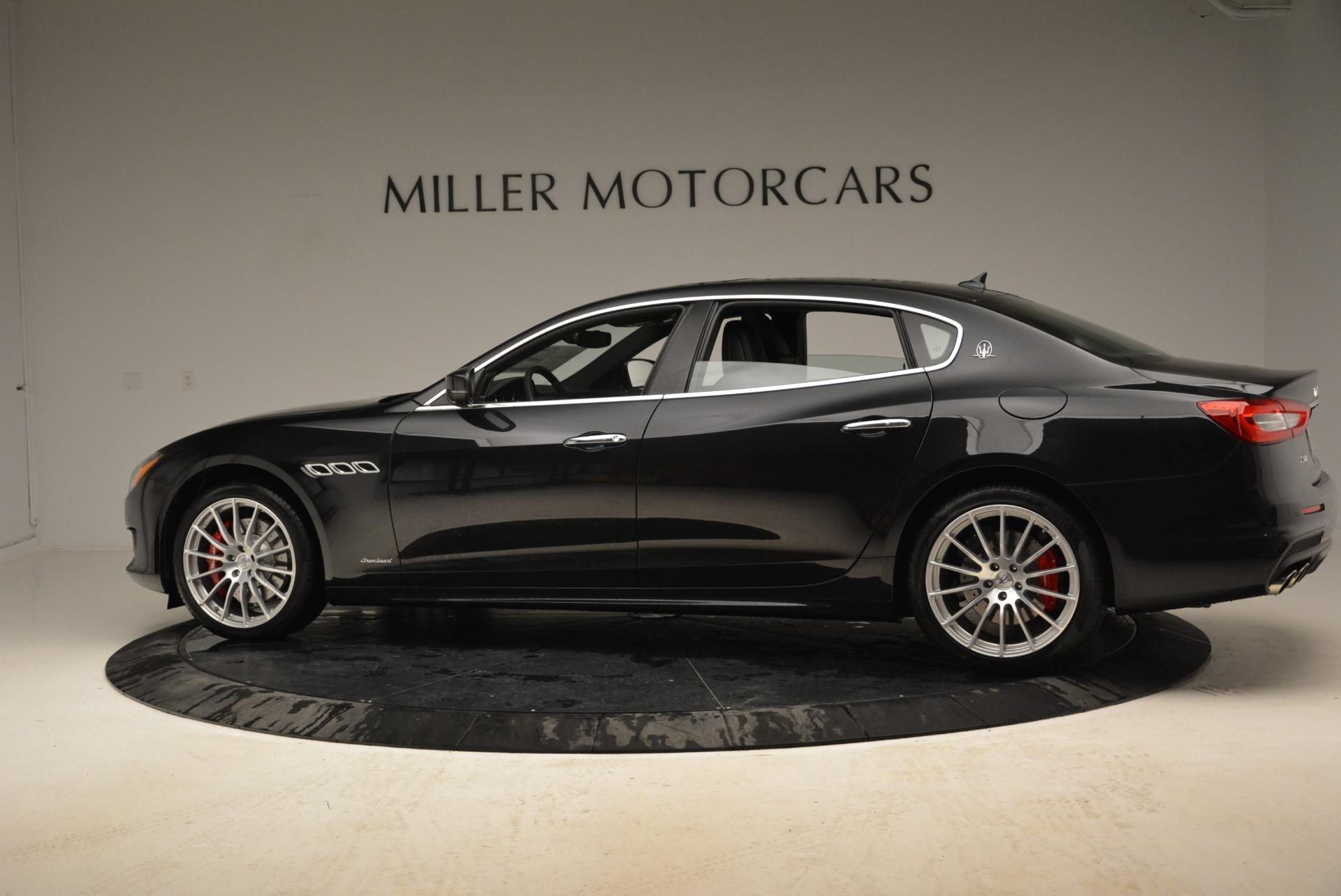 New 2018 Maserati Quattroporte S Q4 Gransport For Sale In Greenwich, CT 1943_p6