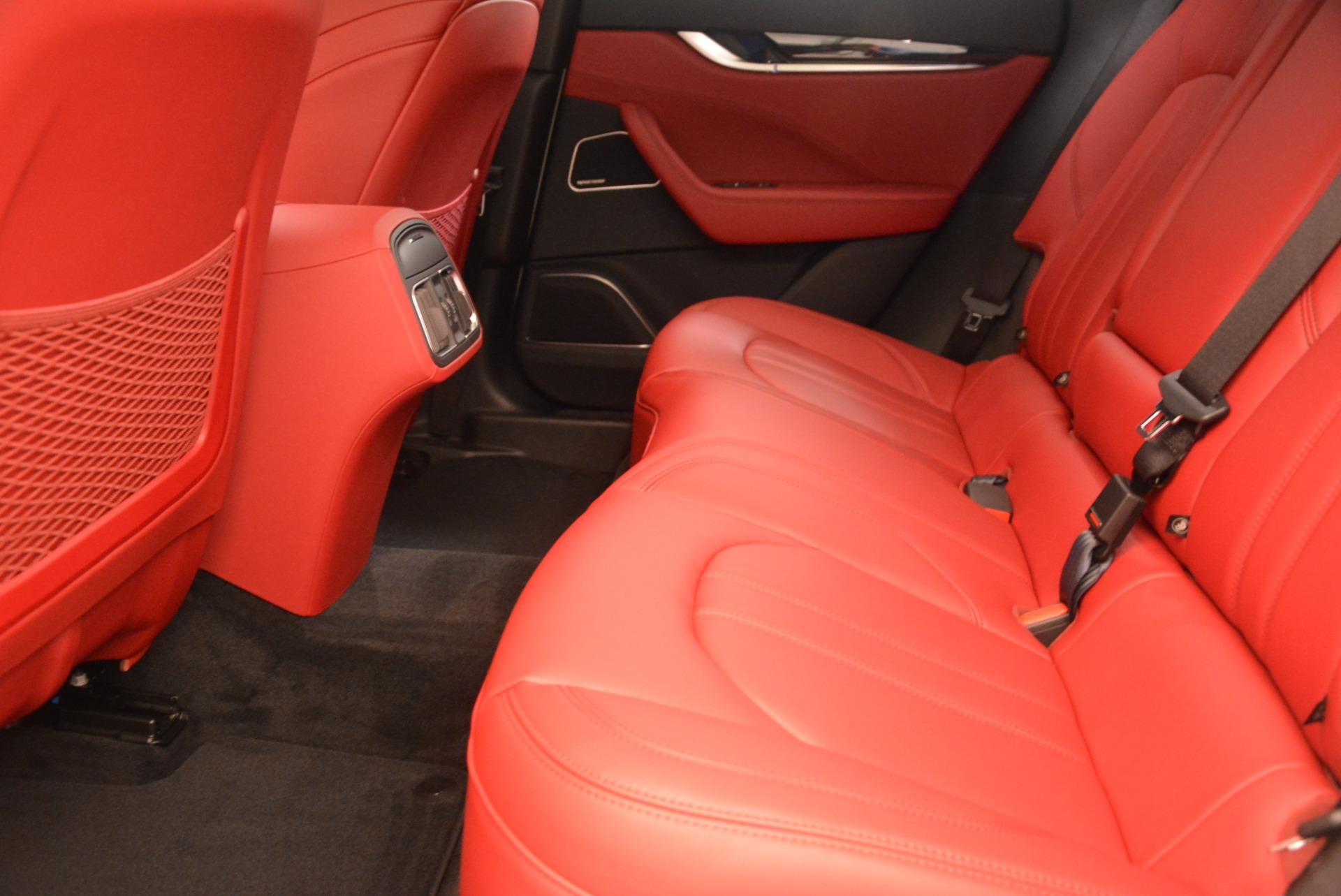 New 2018 Maserati Levante Q4 GranSport For Sale In Greenwich, CT 1945_p14