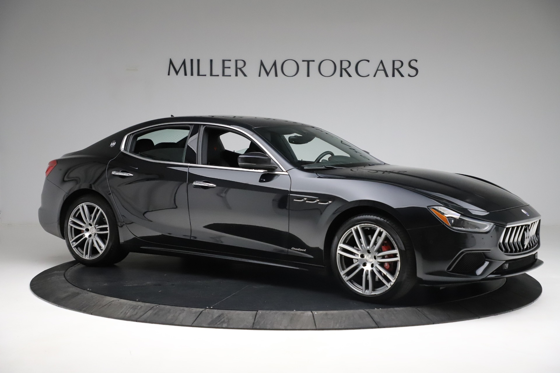 New 2018 Maserati Ghibli S Q4 Gransport For Sale In Greenwich, CT 1949_p11