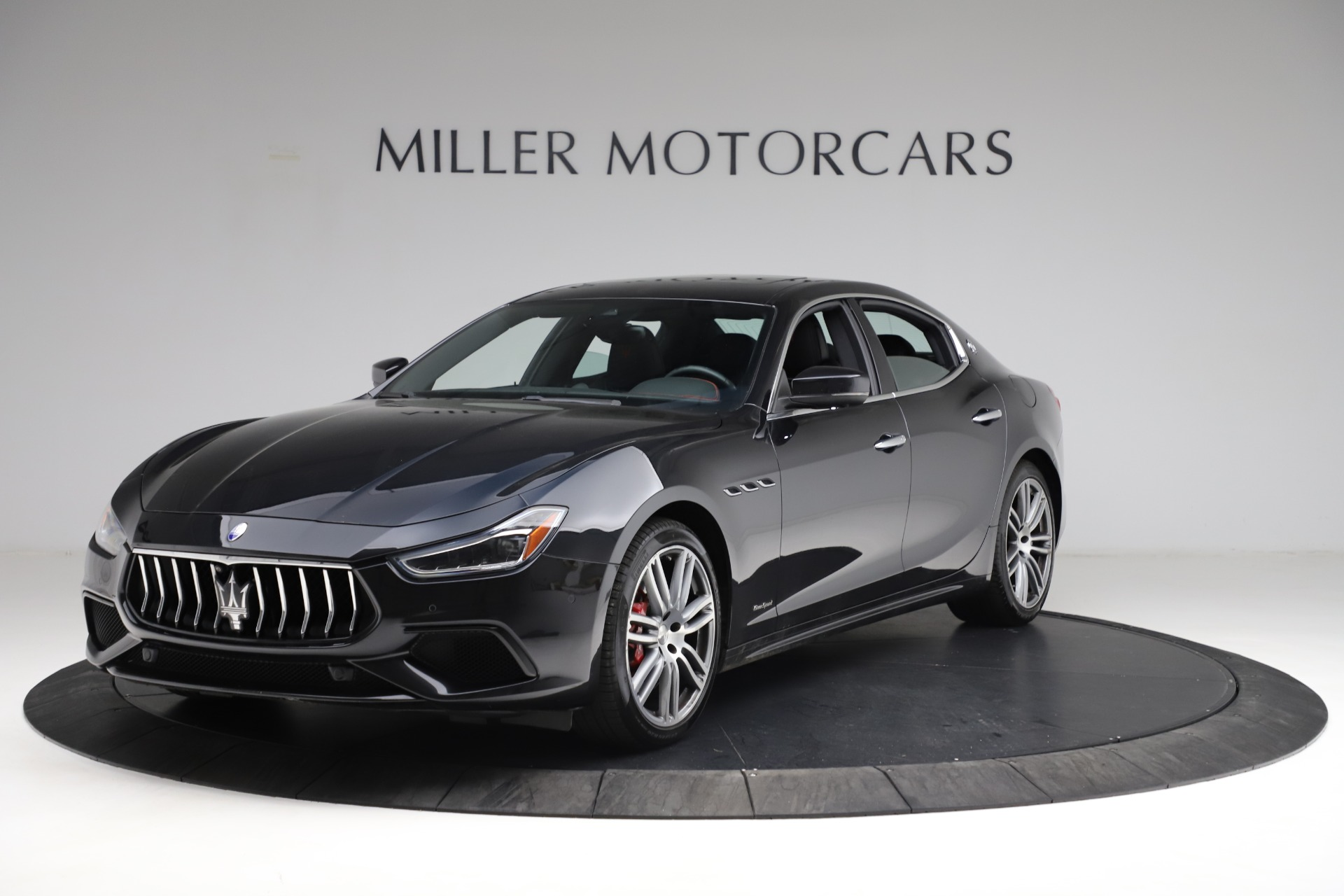 New 2018 Maserati Ghibli S Q4 Gransport For Sale In Greenwich, CT 1949_p2