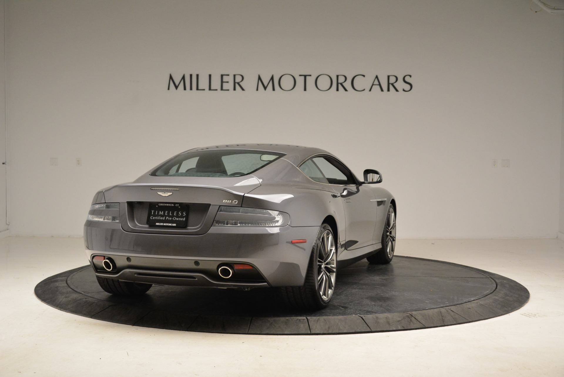 Used 2015 Aston Martin DB9  For Sale In Greenwich, CT 1951_p7