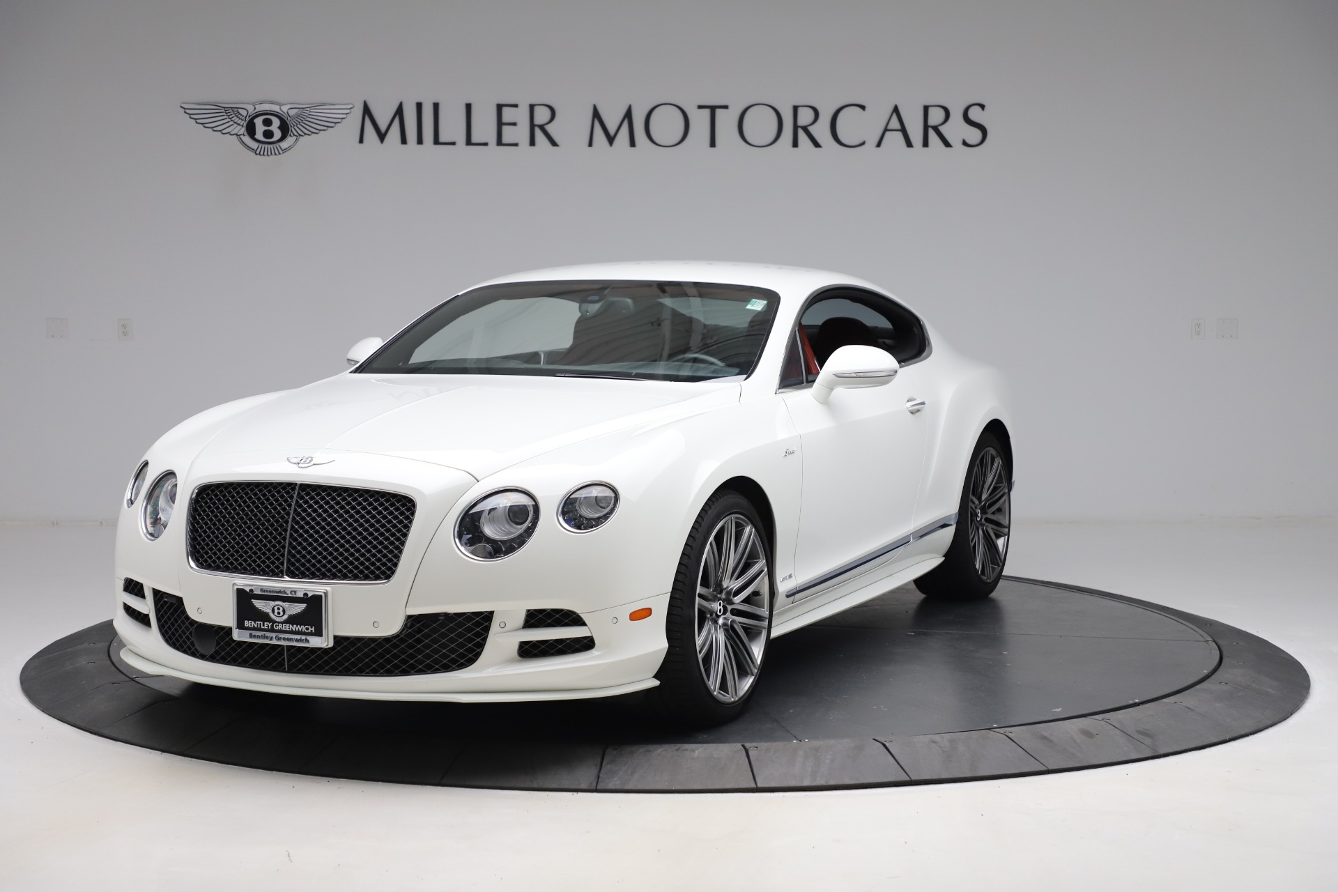 Used 2015 Bentley Continental GT Speed For Sale In Greenwich, CT 1953_main