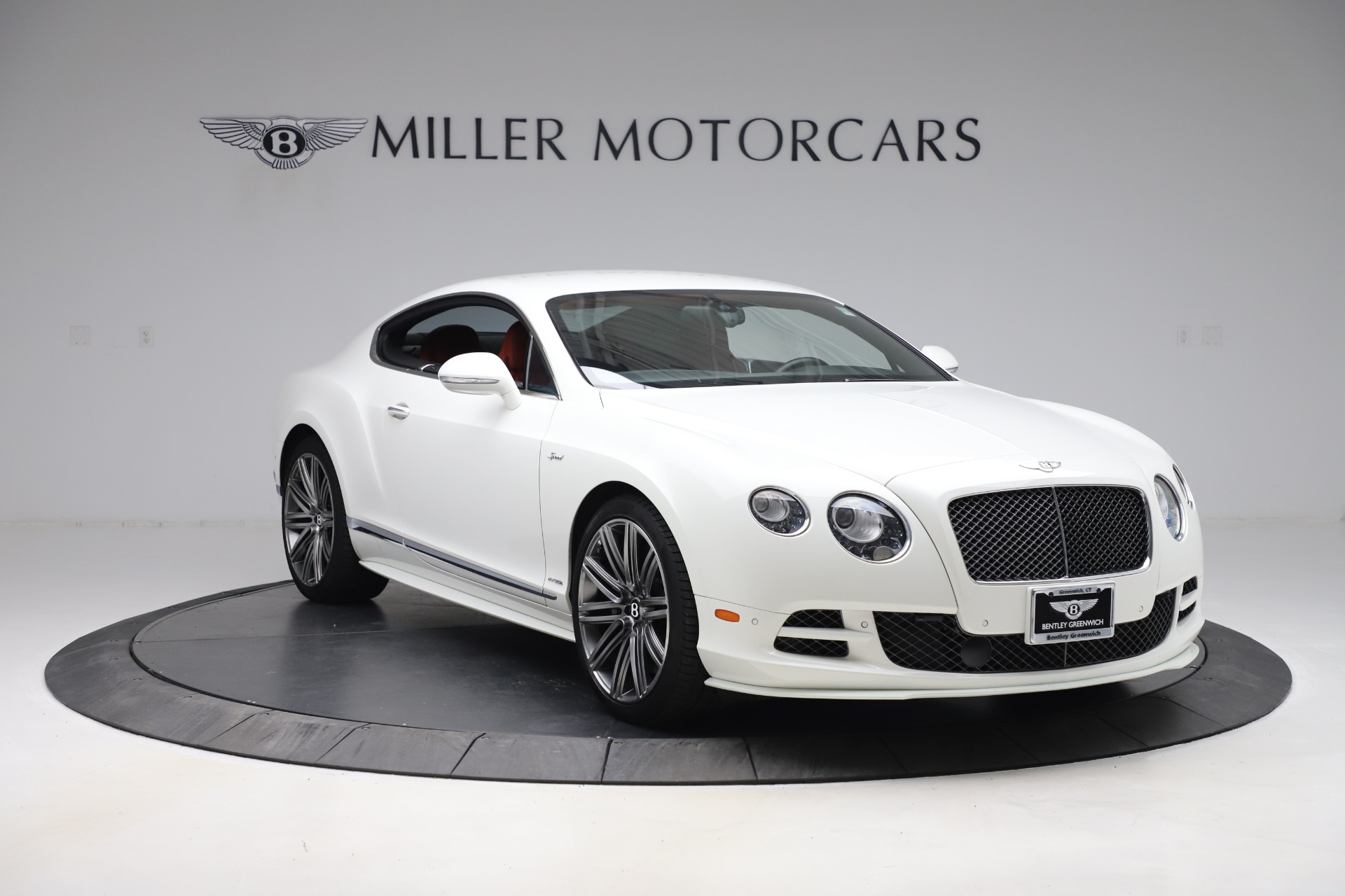 Used 2015 Bentley Continental GT Speed For Sale In Greenwich, CT 1953_p11