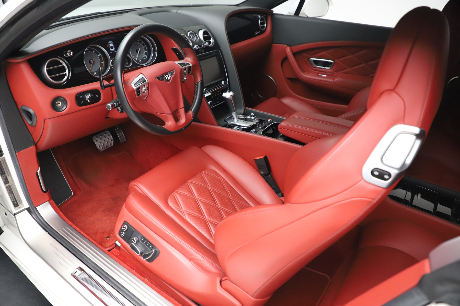 Used 2015 Bentley Continental GT Speed For Sale In Greenwich, CT 1953_p15