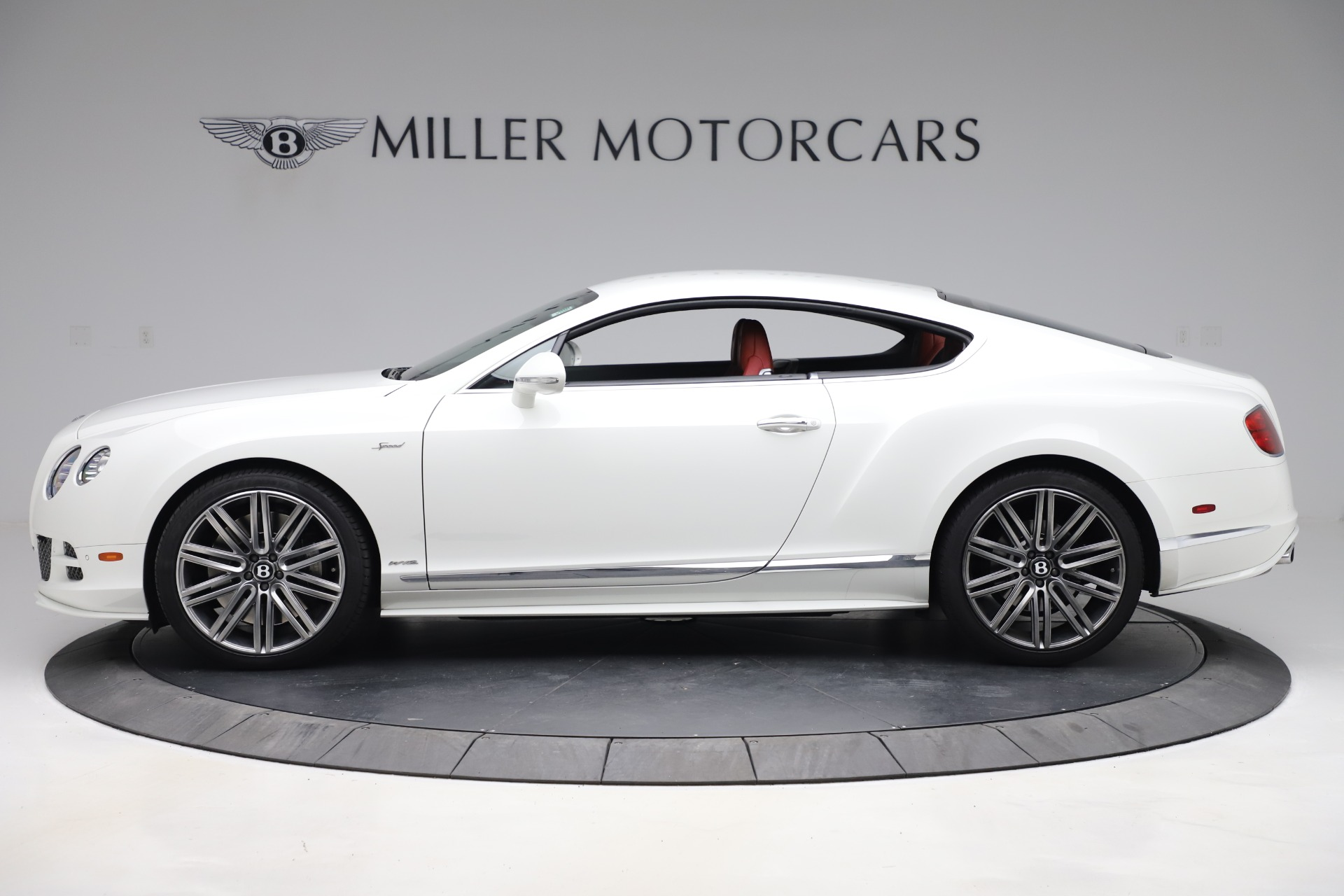 Used 2015 Bentley Continental GT Speed For Sale In Greenwich, CT 1953_p3