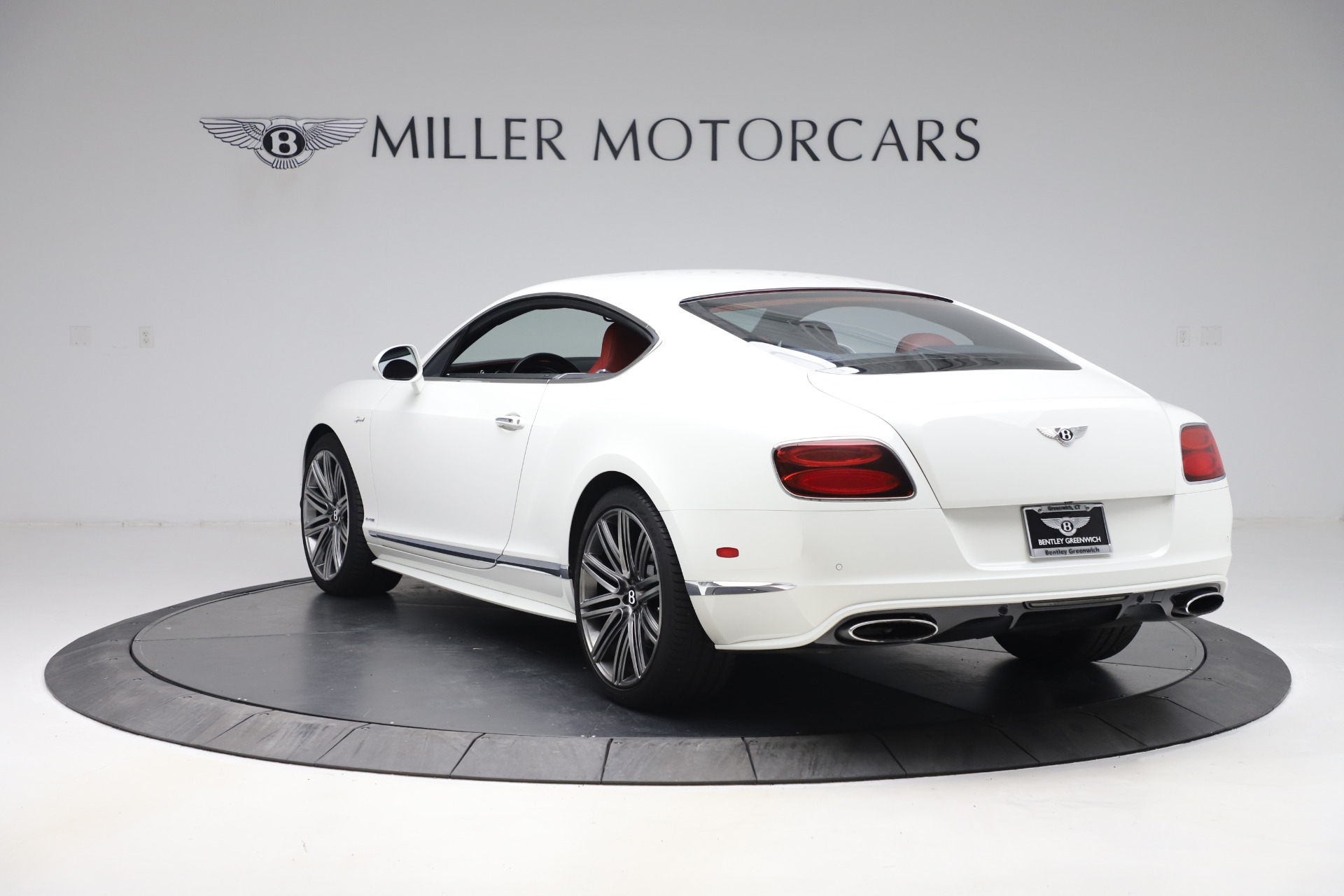 Used 2015 Bentley Continental GT Speed For Sale In Greenwich, CT 1953_p5
