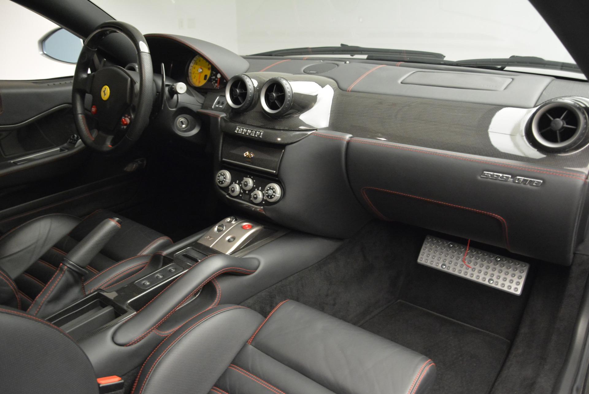 Used 2010 Ferrari 599 GTB Fiorano  For Sale In Greenwich, CT 1956_p16