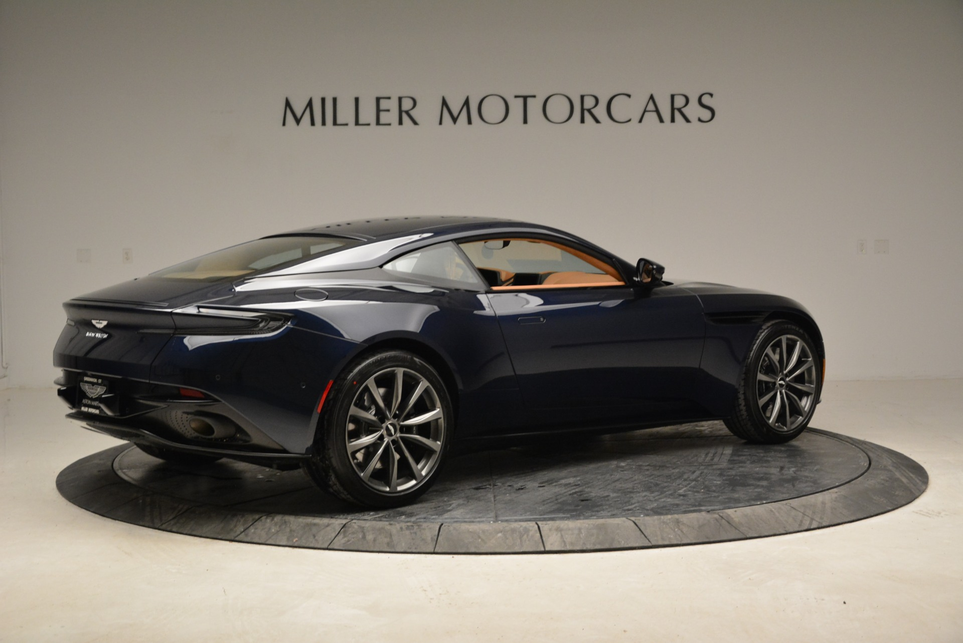 New 2018 Aston Martin DB11 V8 For Sale In Greenwich, CT 1957_p8