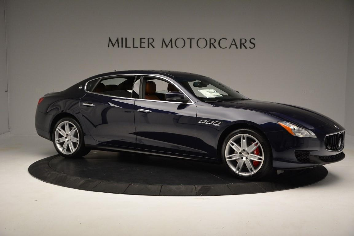 New 2016 Maserati Quattroporte S Q4 For Sale In Greenwich, CT 196_p10