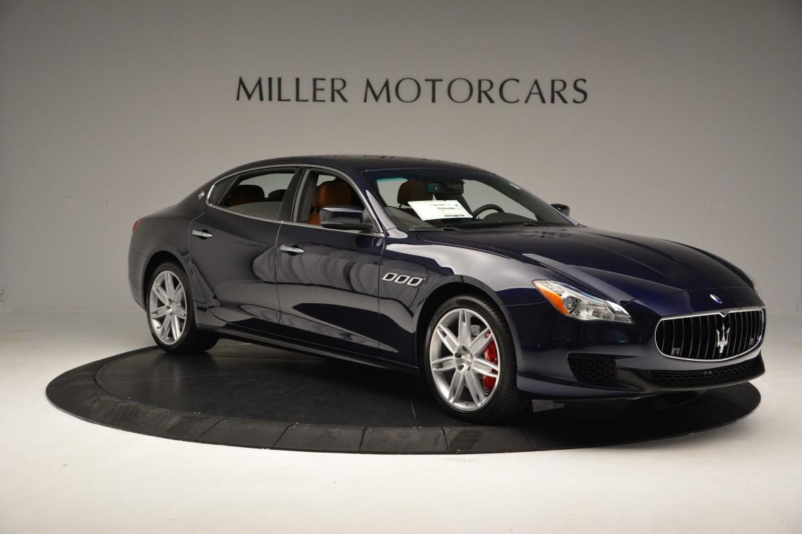 New 2016 Maserati Quattroporte S Q4 For Sale In Greenwich, CT 196_p11