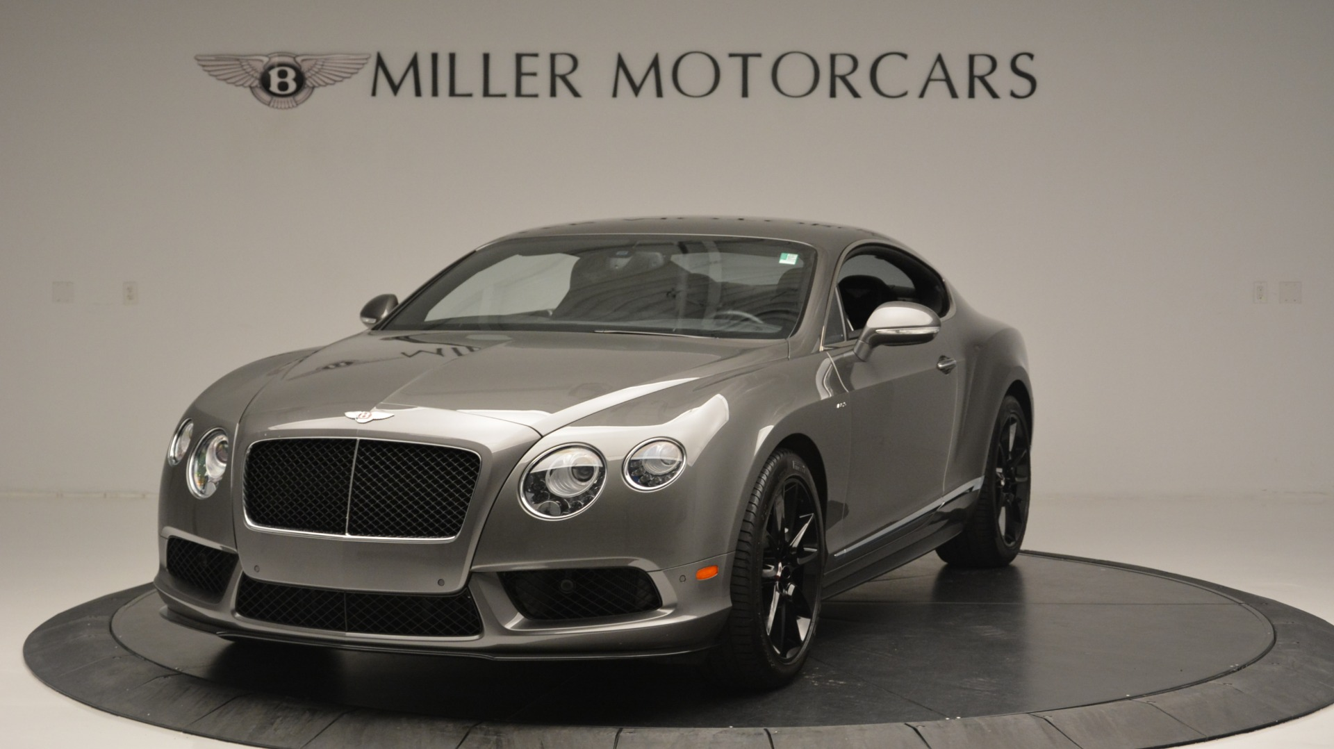 Used 2015 Bentley Continental GT V8 S For Sale In Greenwich, CT 1960_main