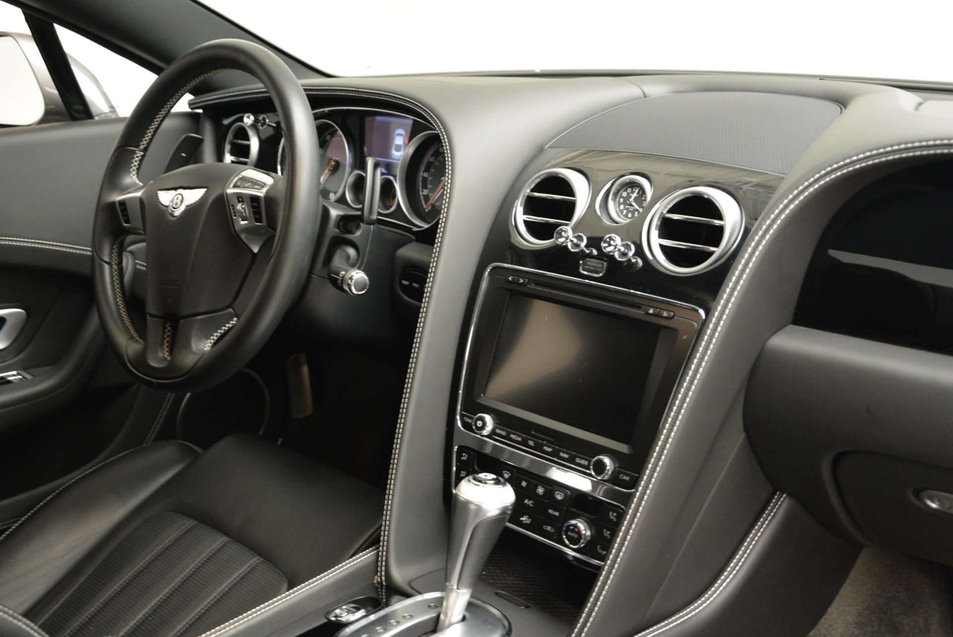 Used 2015 Bentley Continental GT V8 S For Sale In Greenwich, CT 1960_p24