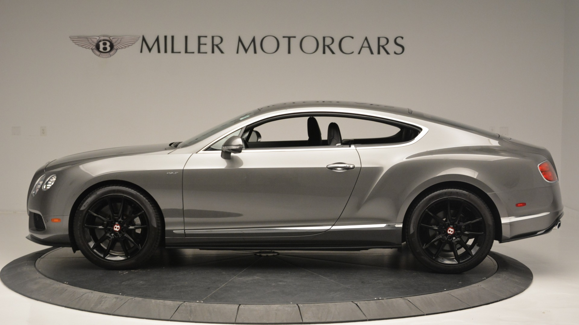 Used 2015 Bentley Continental GT V8 S For Sale In Greenwich, CT 1960_p3