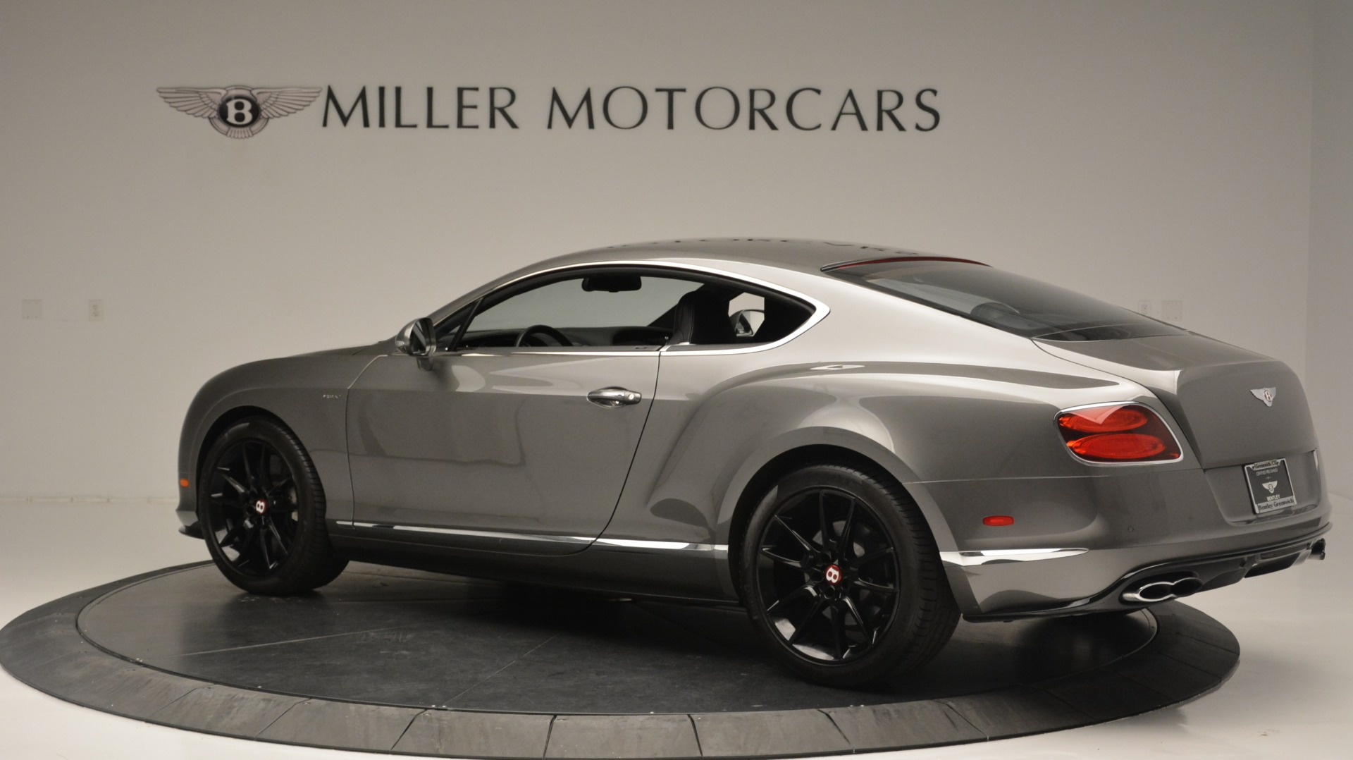 Used 2015 Bentley Continental GT V8 S For Sale In Greenwich, CT 1960_p4