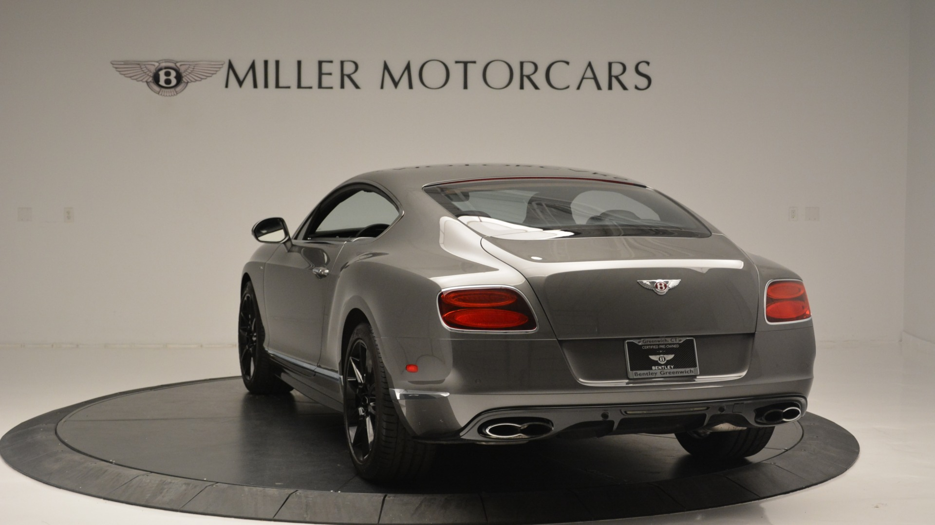 Used 2015 Bentley Continental GT V8 S For Sale In Greenwich, CT 1960_p5