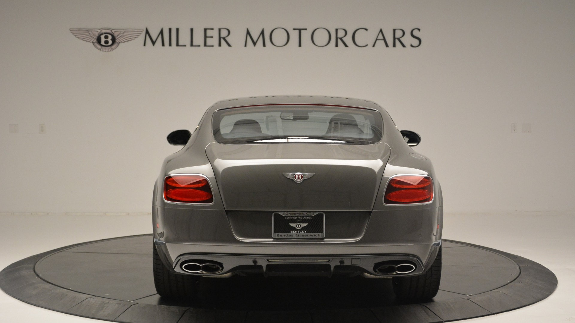 Used 2015 Bentley Continental GT V8 S For Sale In Greenwich, CT 1960_p6