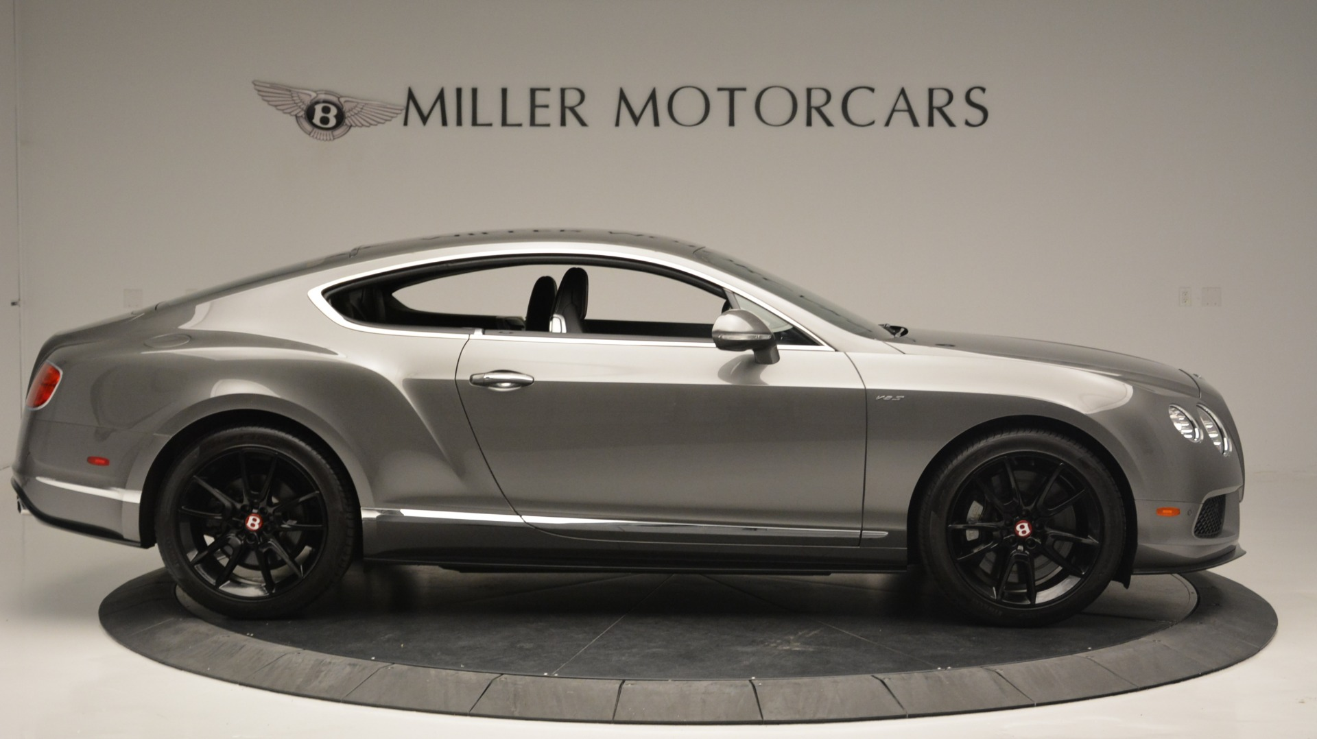 Used 2015 Bentley Continental GT V8 S For Sale In Greenwich, CT 1960_p9