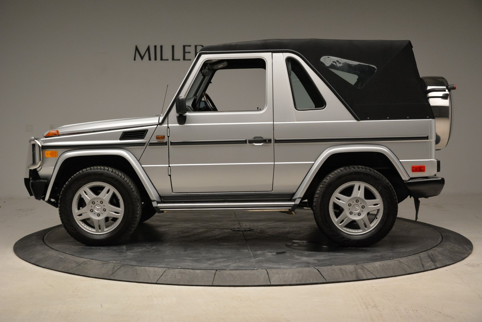 Used 1999 Mercedes Benz G500 Cabriolet For Sale In Greenwich, CT 1961_p14