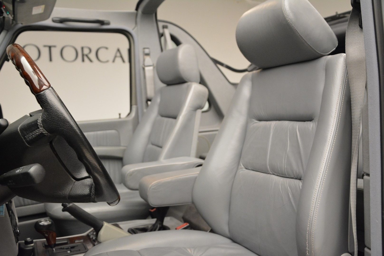Used 1999 Mercedes Benz G500 Cabriolet For Sale In Greenwich, CT 1961_p24