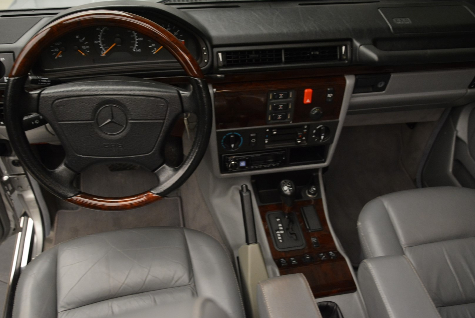 Used 1999 Mercedes Benz G500 Cabriolet For Sale In Greenwich, CT 1961_p25