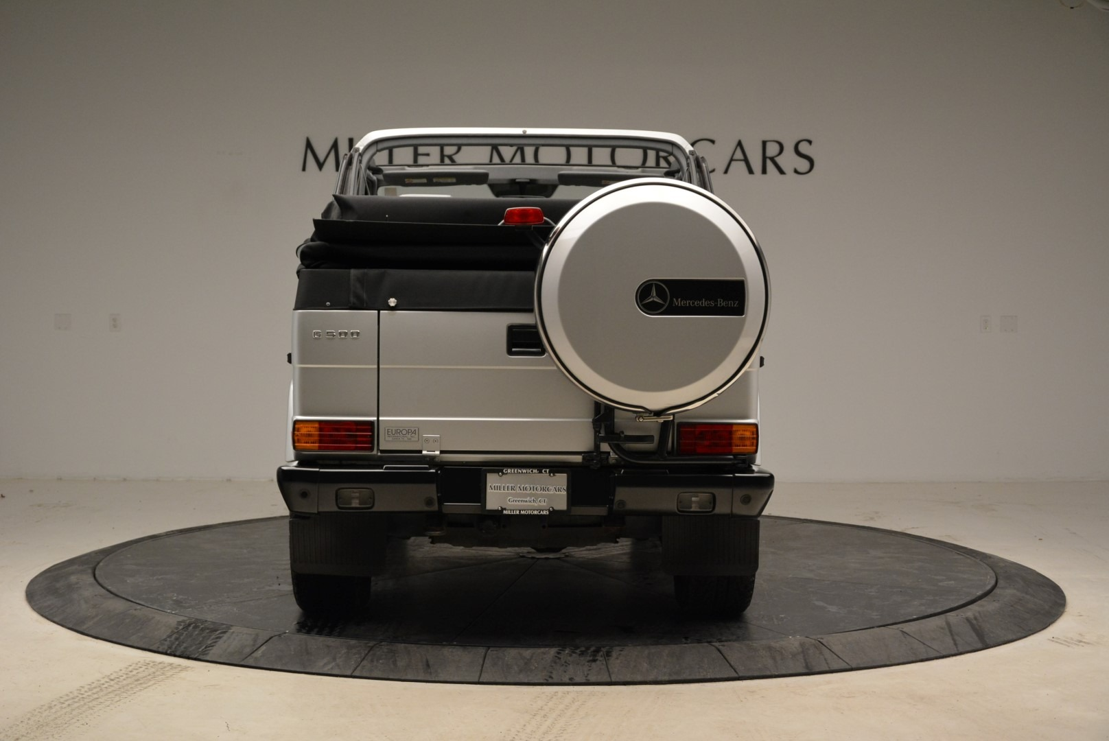 Used 1999 Mercedes Benz G500 Cabriolet For Sale In Greenwich, CT 1961_p6