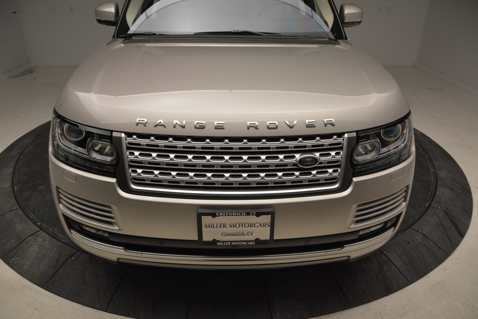 Used 2016 Land Rover Range Rover HSE For Sale In Greenwich, CT 1962_p13