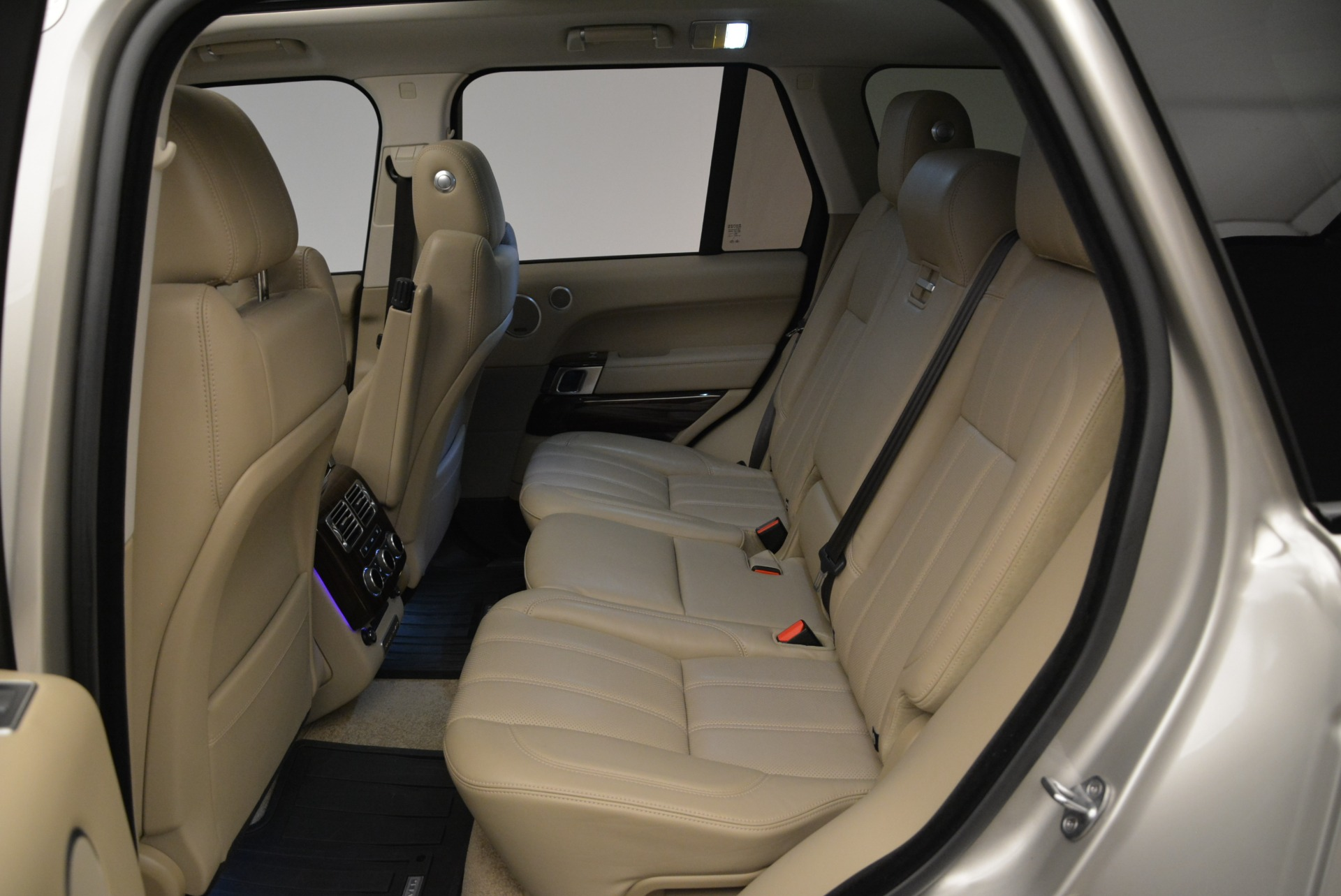 Used 2016 Land Rover Range Rover HSE For Sale In Greenwich, CT 1962_p24