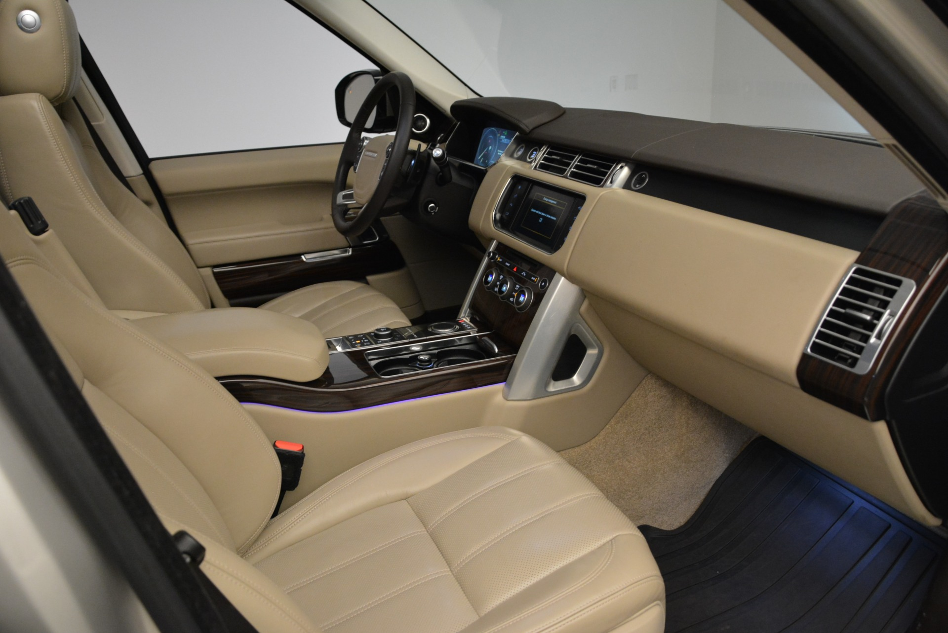 Used 2016 Land Rover Range Rover HSE For Sale In Greenwich, CT 1962_p27