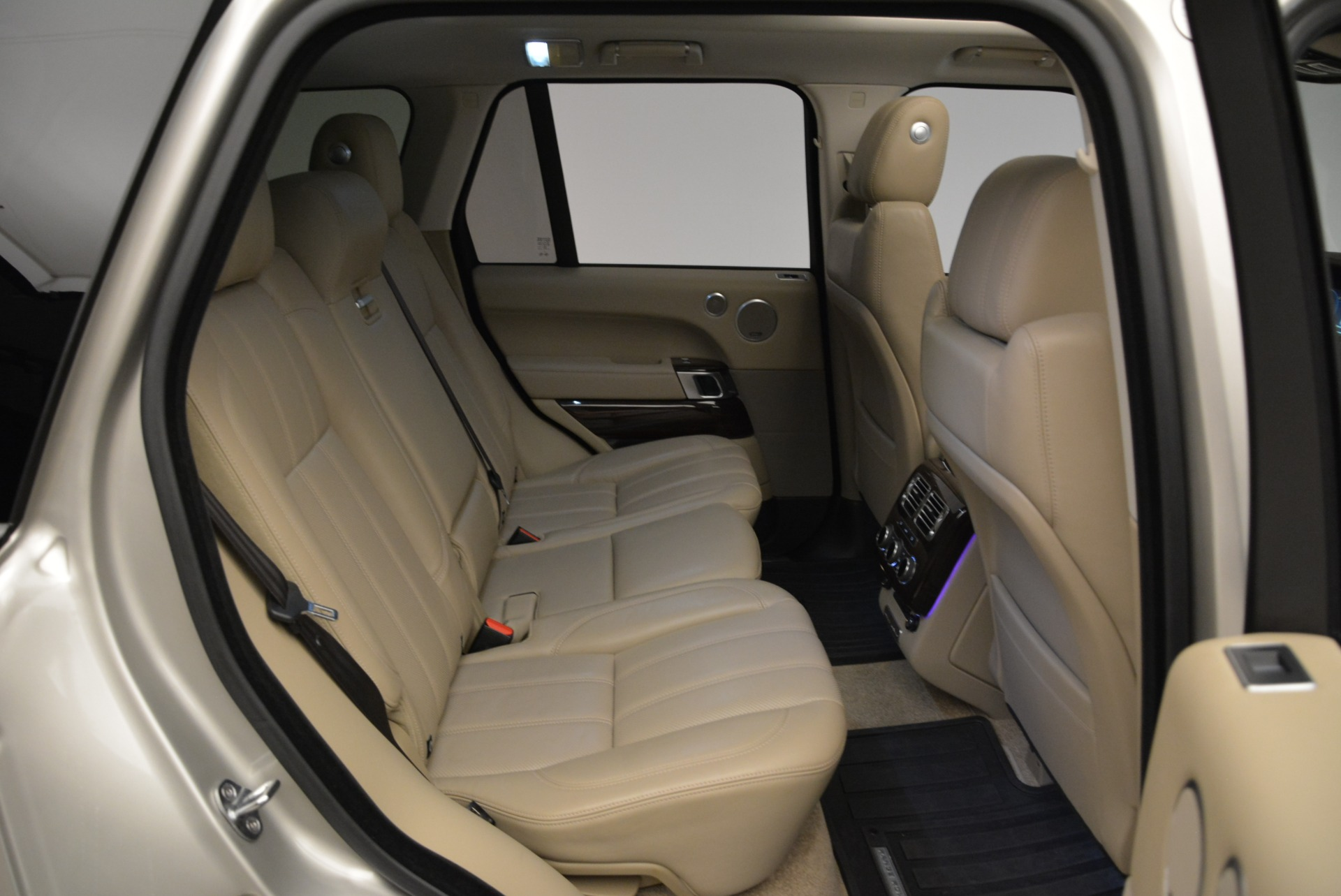 Used 2016 Land Rover Range Rover HSE For Sale In Greenwich, CT 1962_p32
