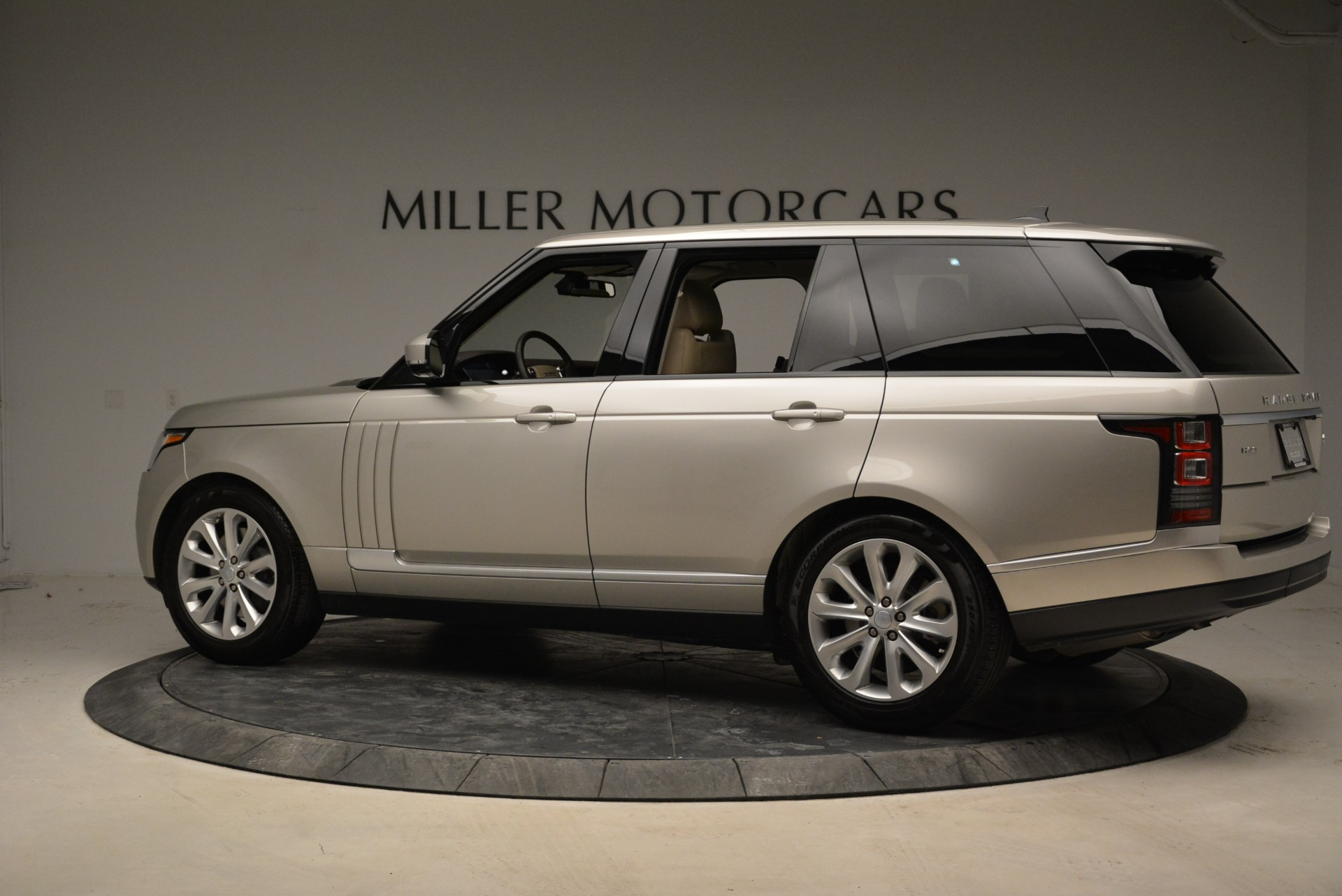 Used 2016 Land Rover Range Rover HSE For Sale In Greenwich, CT 1962_p4