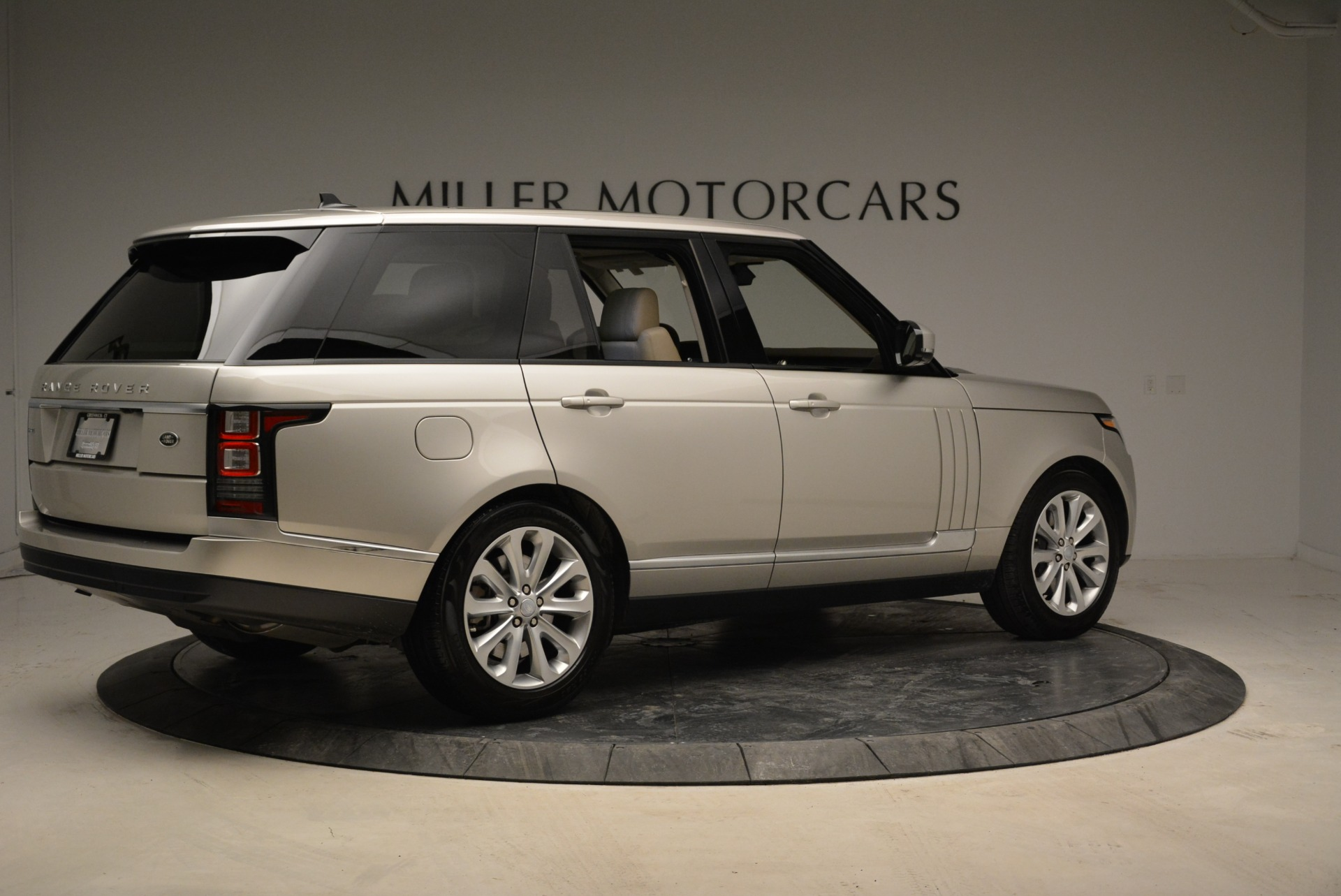 Used 2016 Land Rover Range Rover HSE For Sale In Greenwich, CT 1962_p8