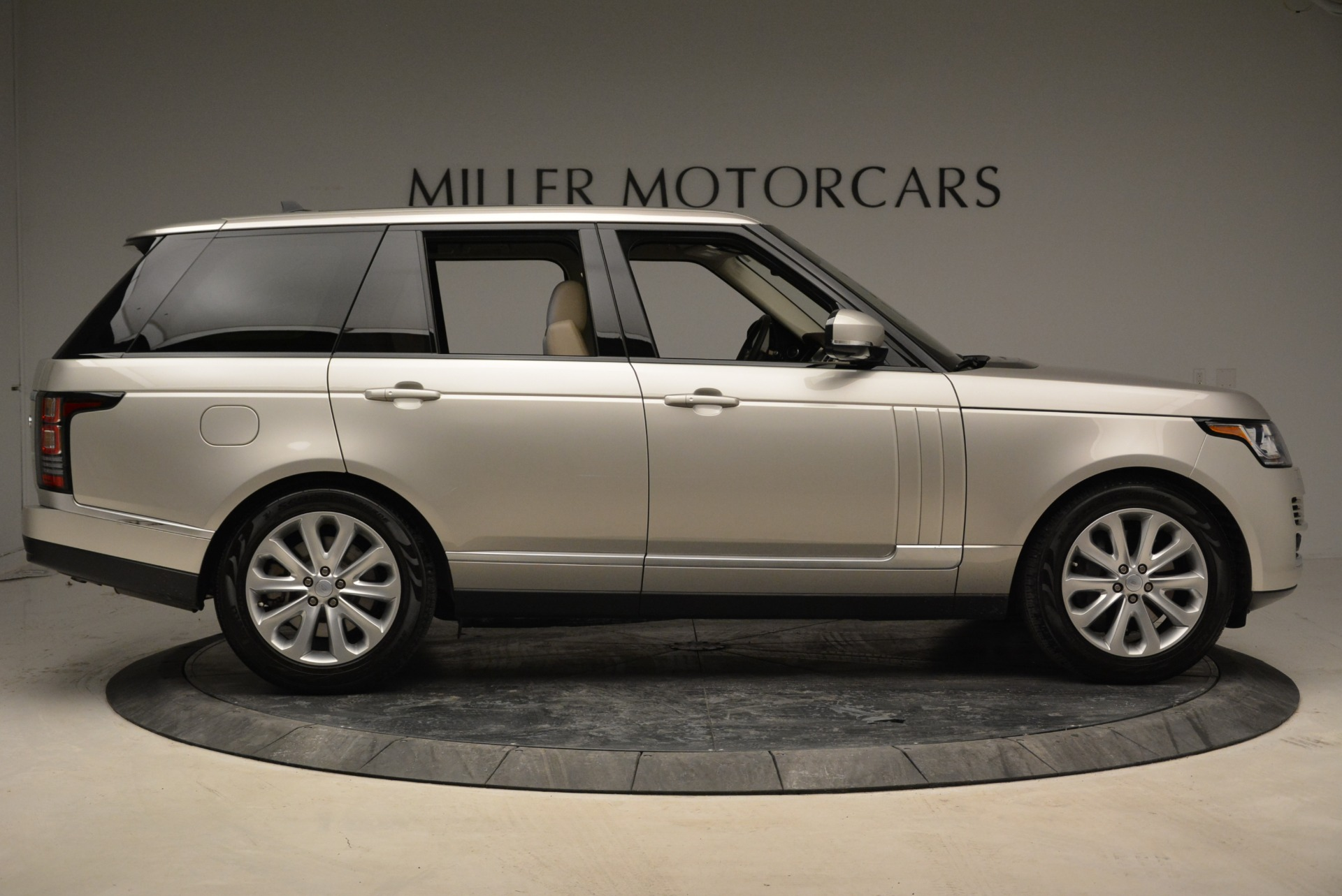 Used 2016 Land Rover Range Rover HSE For Sale In Greenwich, CT 1962_p9