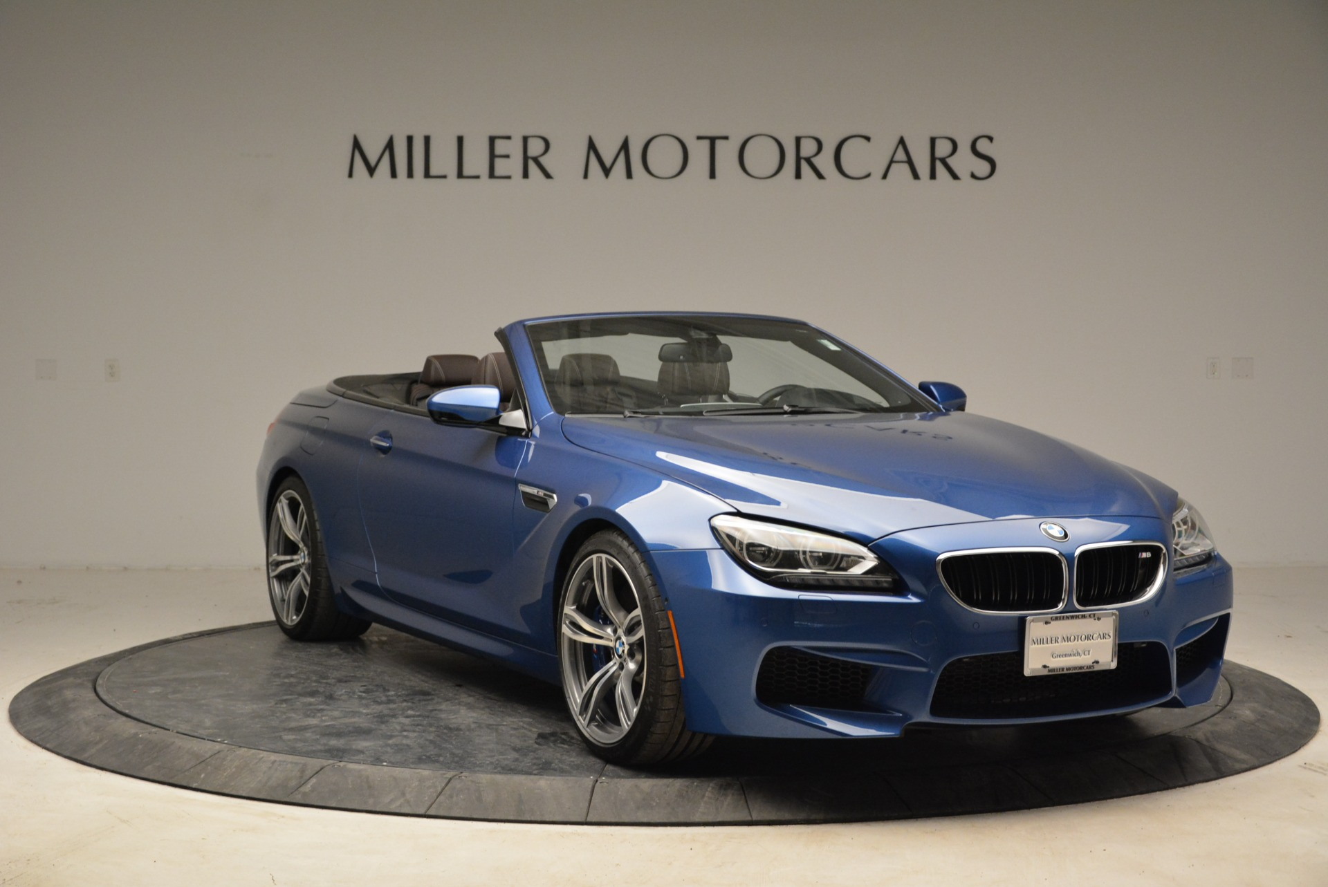 Used 2013 BMW M6 Convertible For Sale In Greenwich, CT 1965_p11