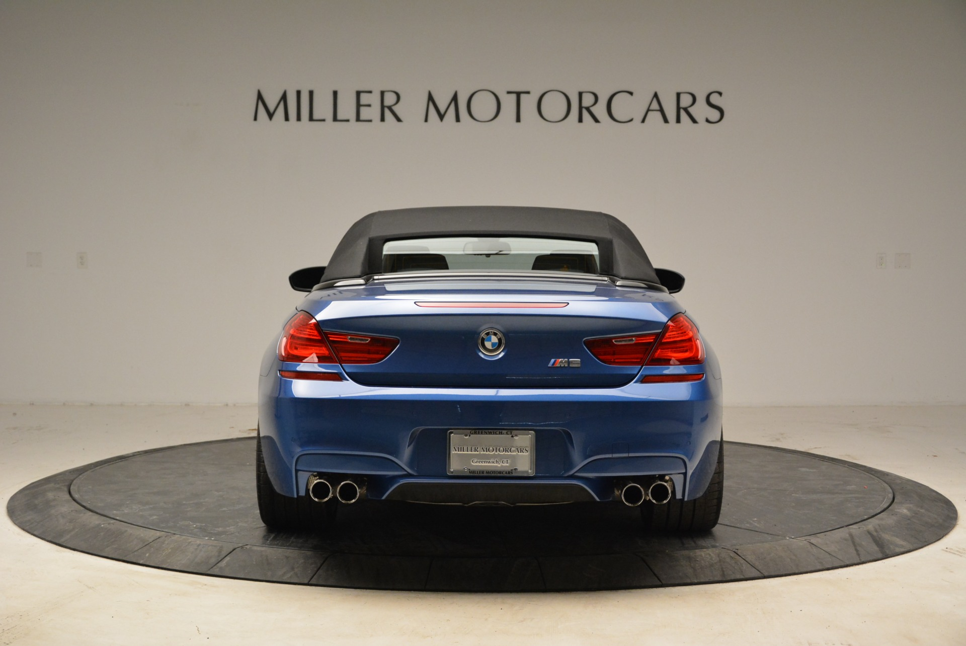 Used 2013 BMW M6 Convertible For Sale In Greenwich, CT 1965_p18
