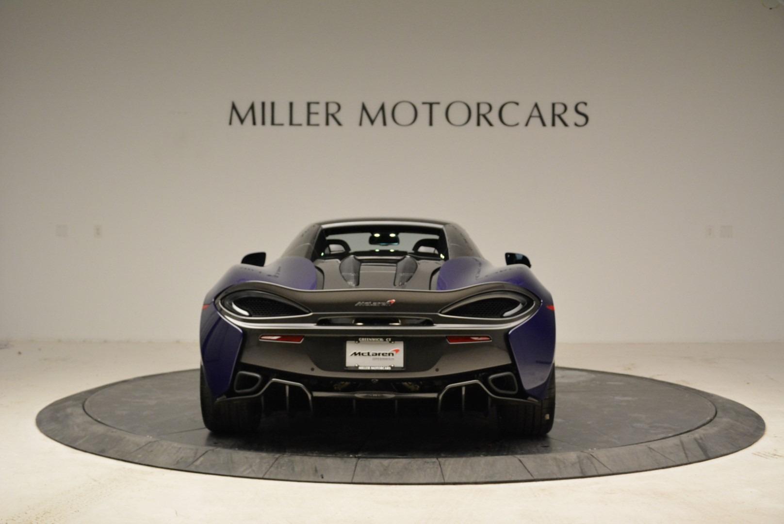 New 2018 McLaren 570S Spider For Sale In Greenwich, CT 1967_p17
