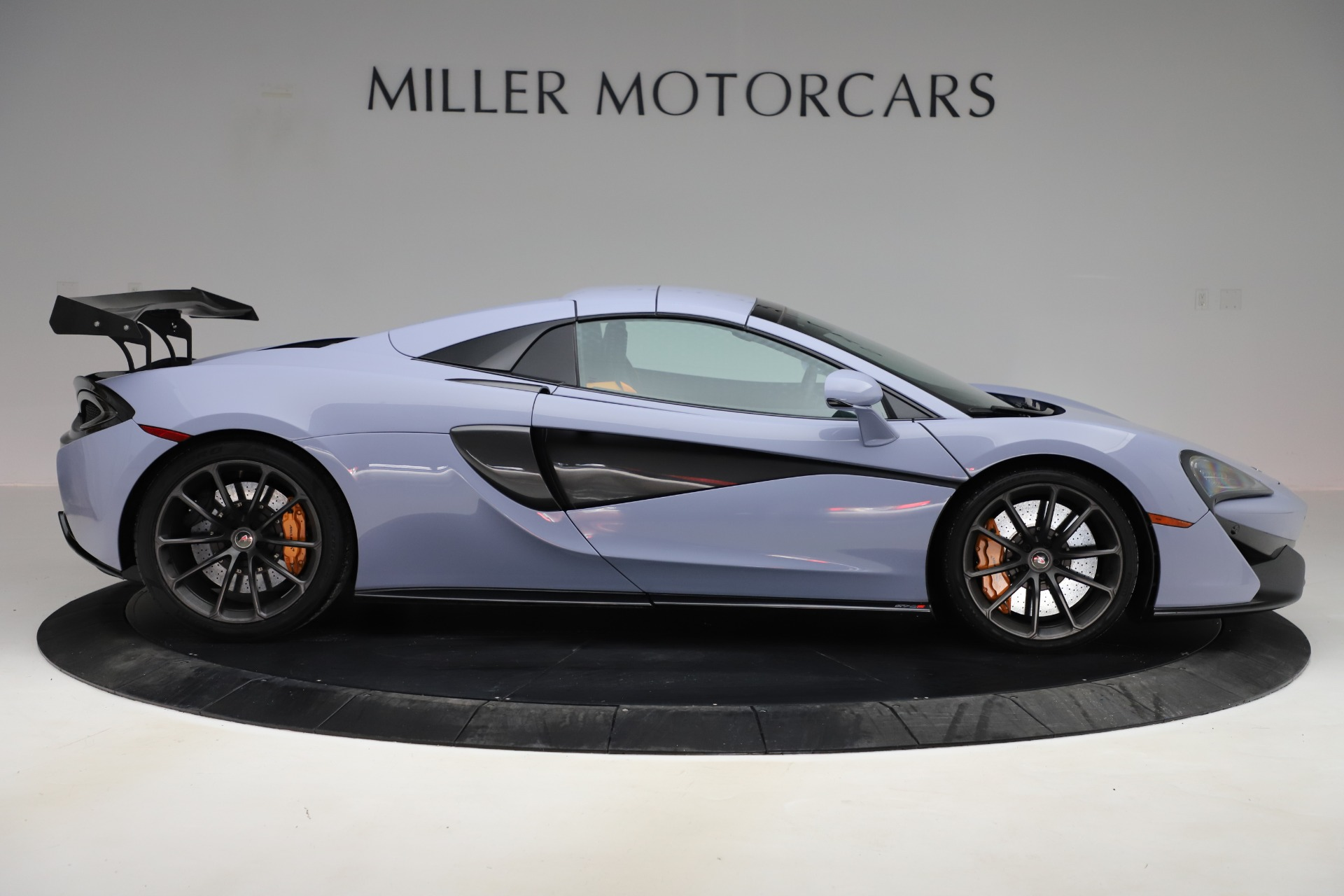 New 2018 McLaren 570S Spider For Sale In Greenwich, CT 1968_p15