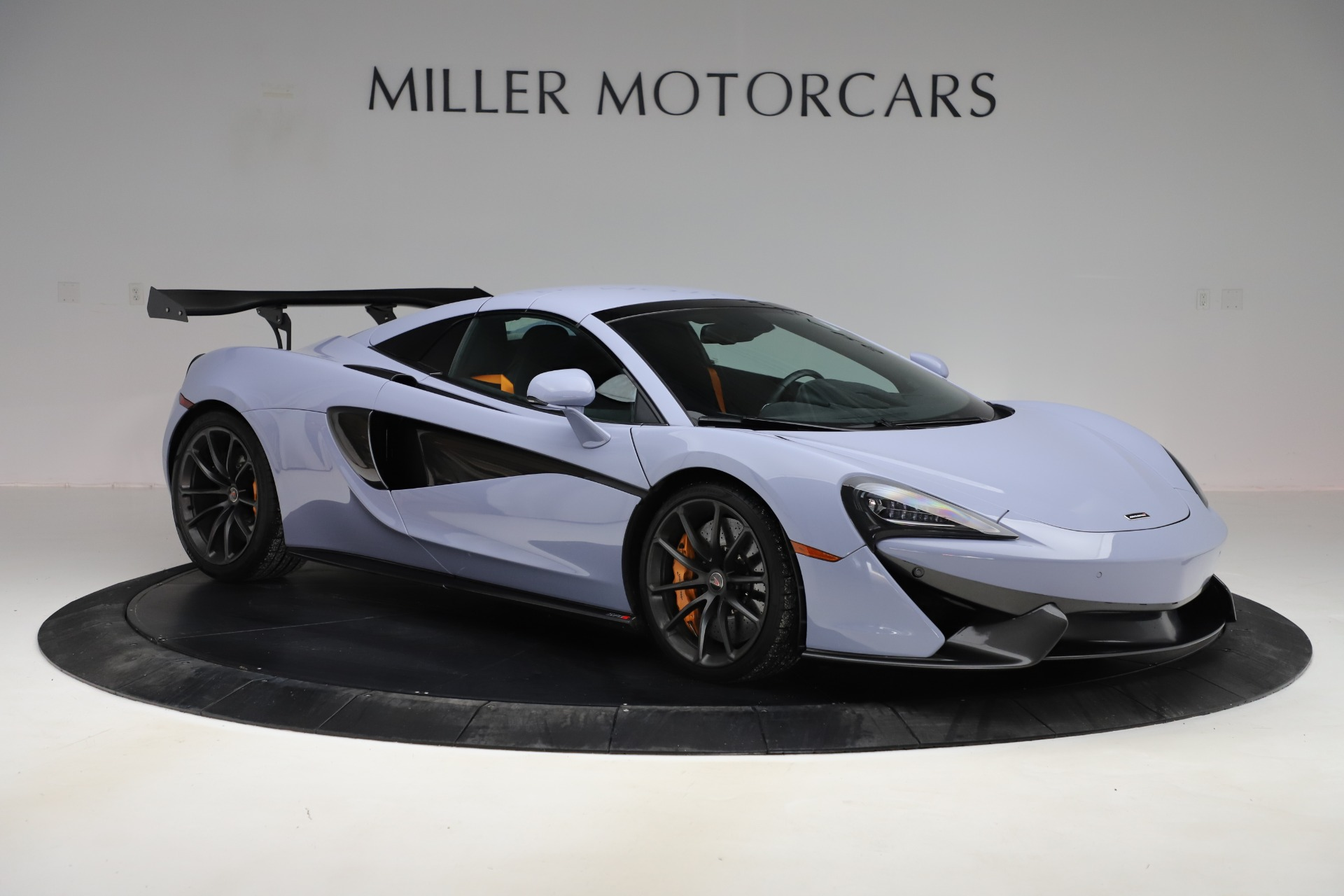 New 2018 McLaren 570S Spider For Sale In Greenwich, CT 1968_p16
