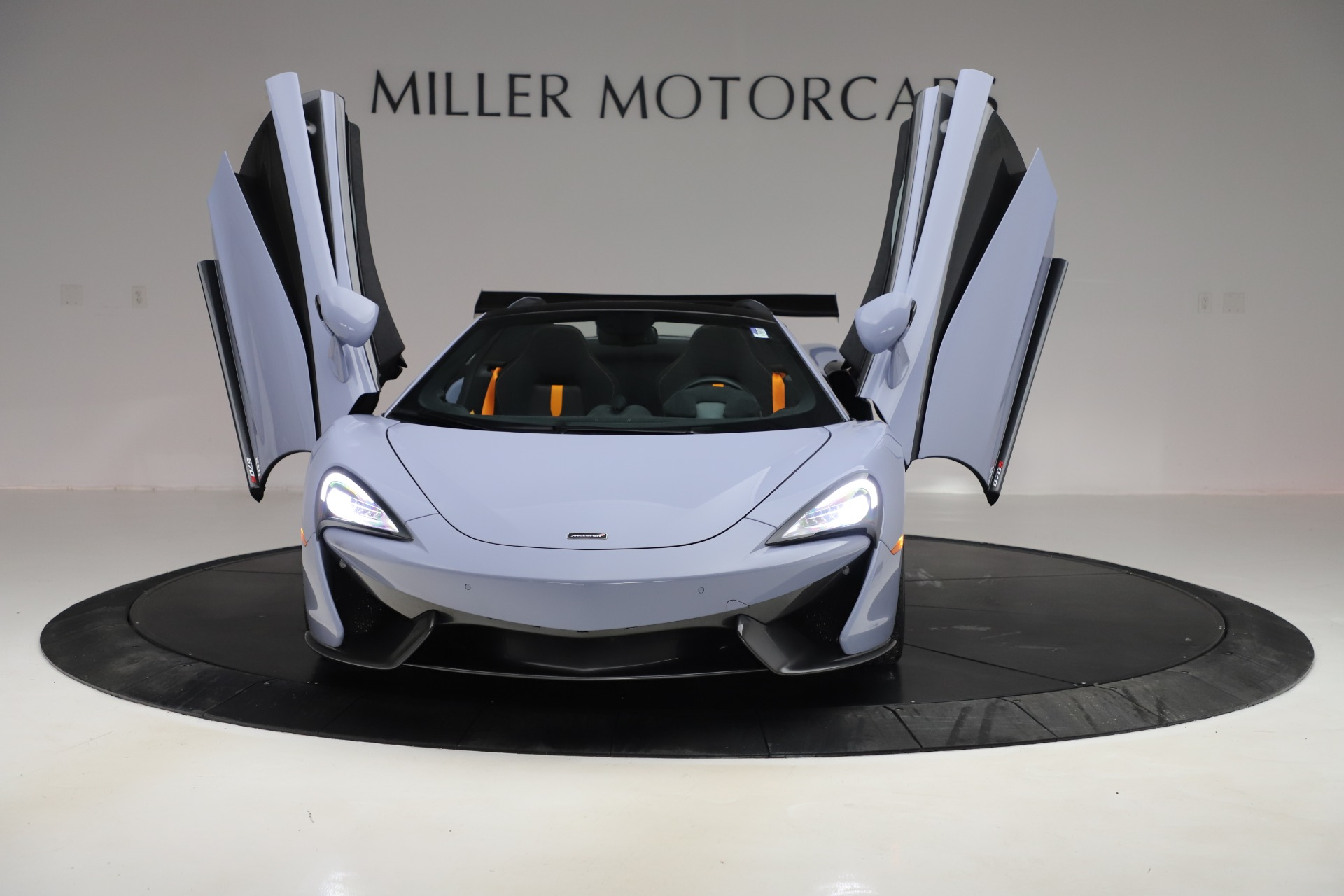 New 2018 McLaren 570S Spider For Sale In Greenwich, CT 1968_p17