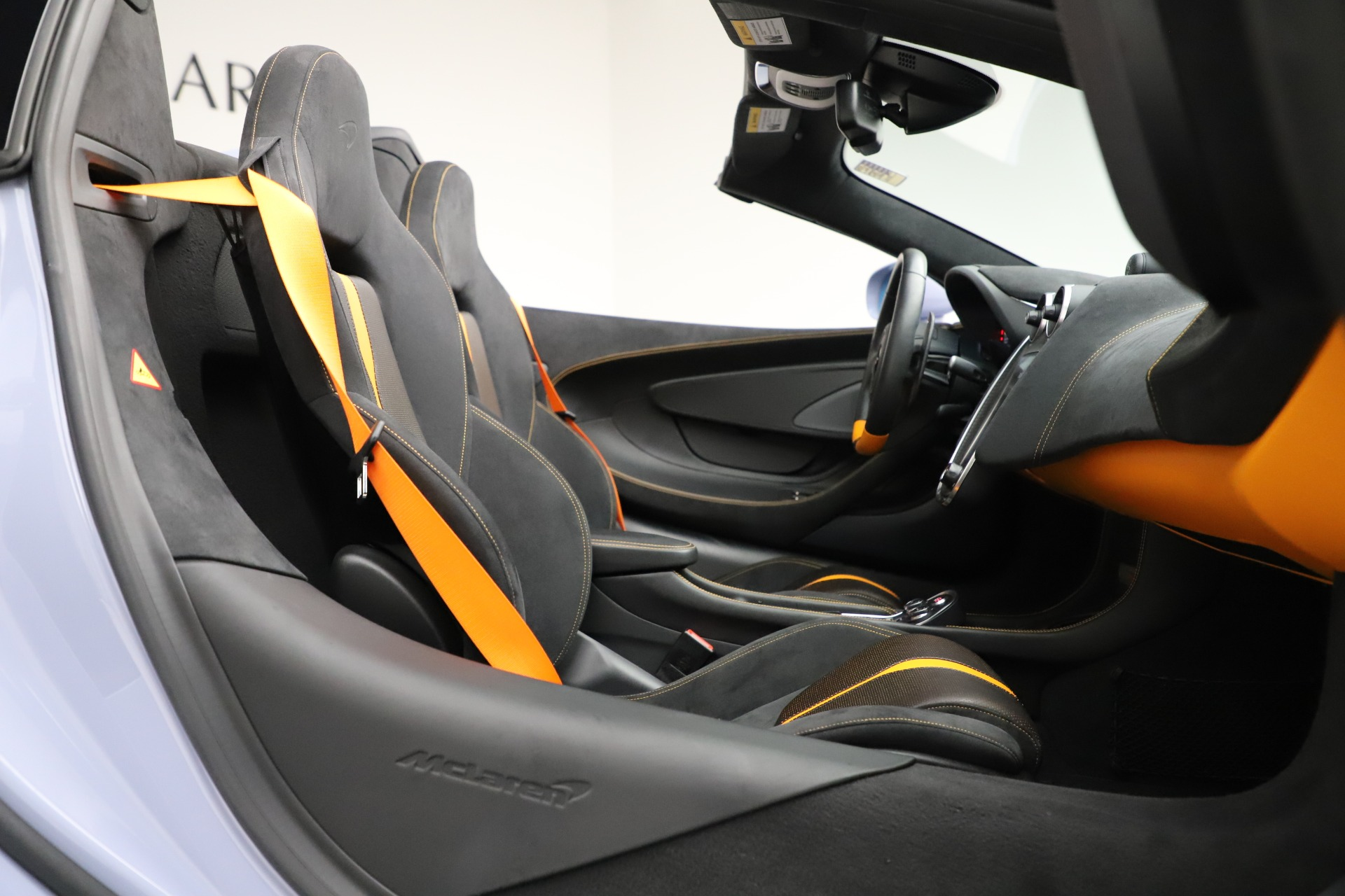 New 2018 McLaren 570S Spider For Sale In Greenwich, CT 1968_p29