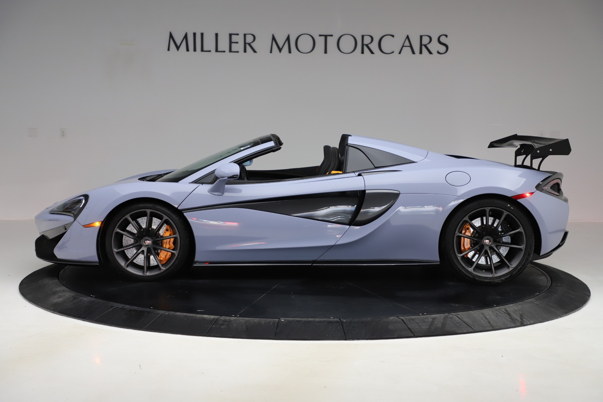 New 2018 McLaren 570S Spider For Sale In Greenwich, CT 1968_p2