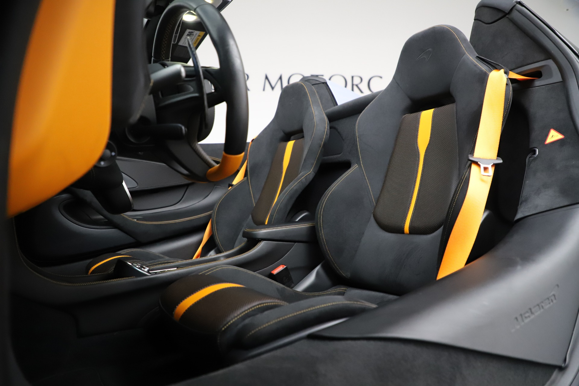 New 2018 McLaren 570S Spider For Sale In Greenwich, CT 1968_p30