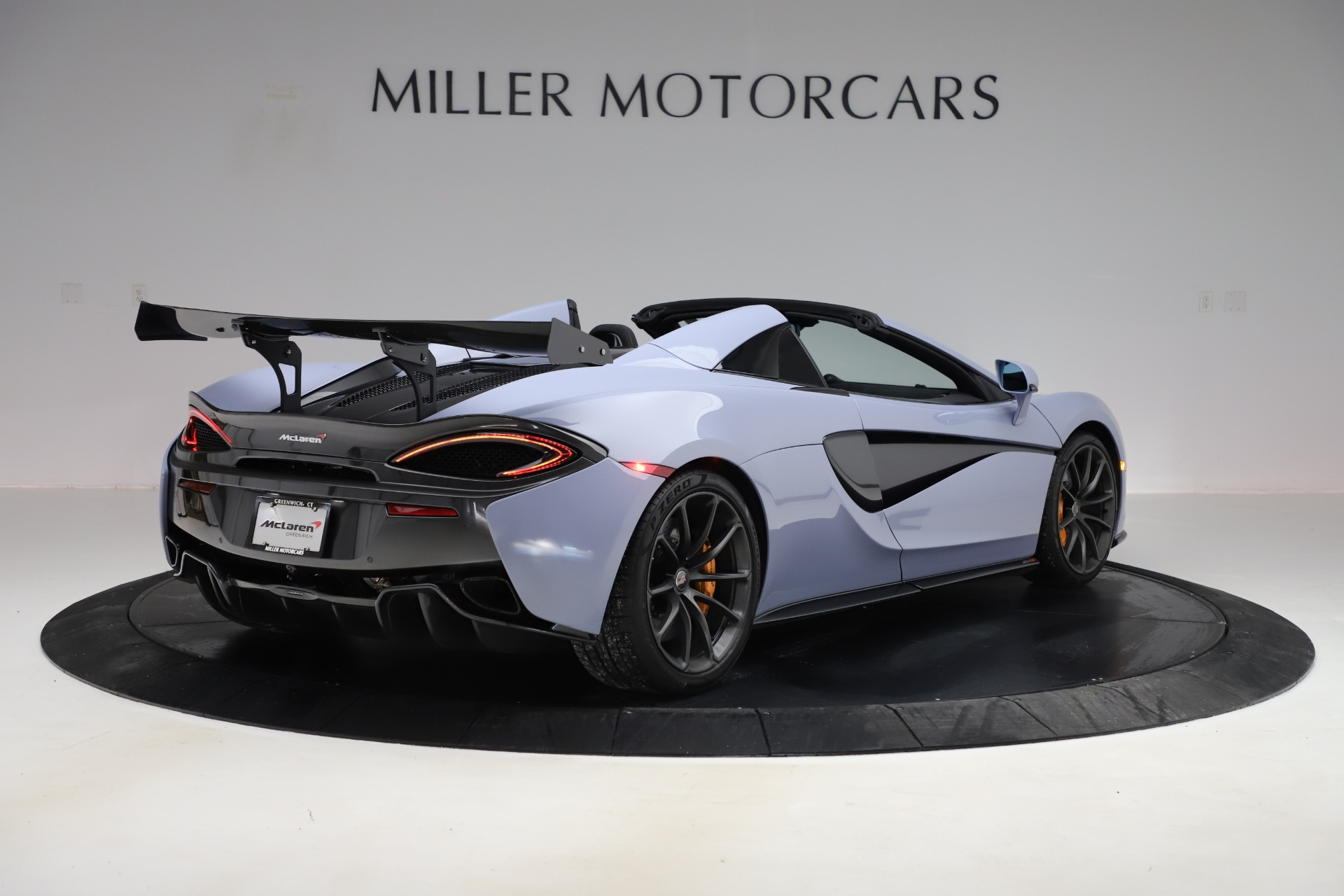 New 2018 McLaren 570S Spider For Sale In Greenwich, CT 1968_p5
