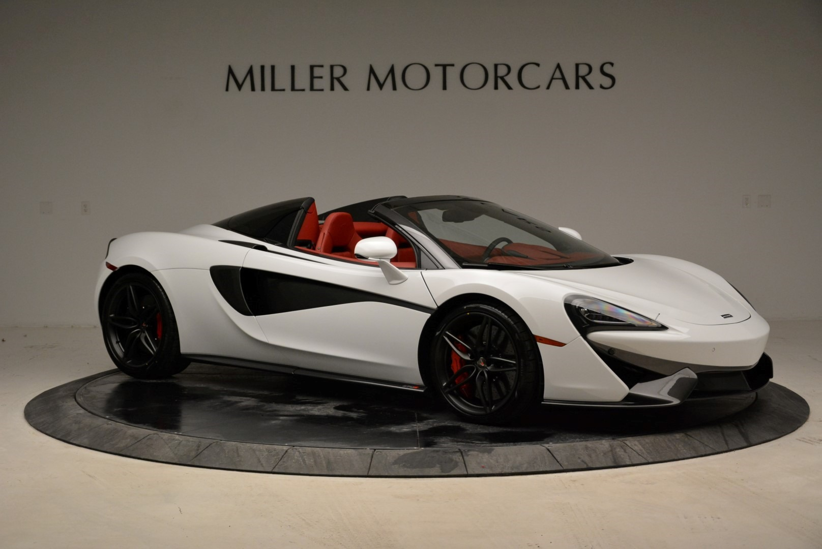 New 2018 McLaren 570S Spider For Sale In Greenwich, CT 1969_p10