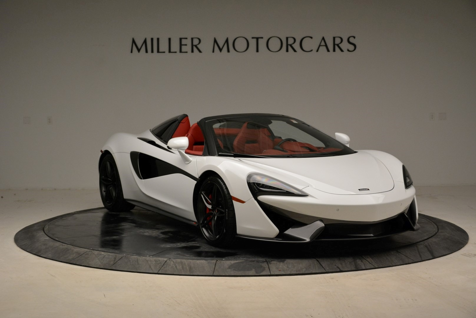 New 2018 McLaren 570S Spider For Sale In Greenwich, CT 1969_p11