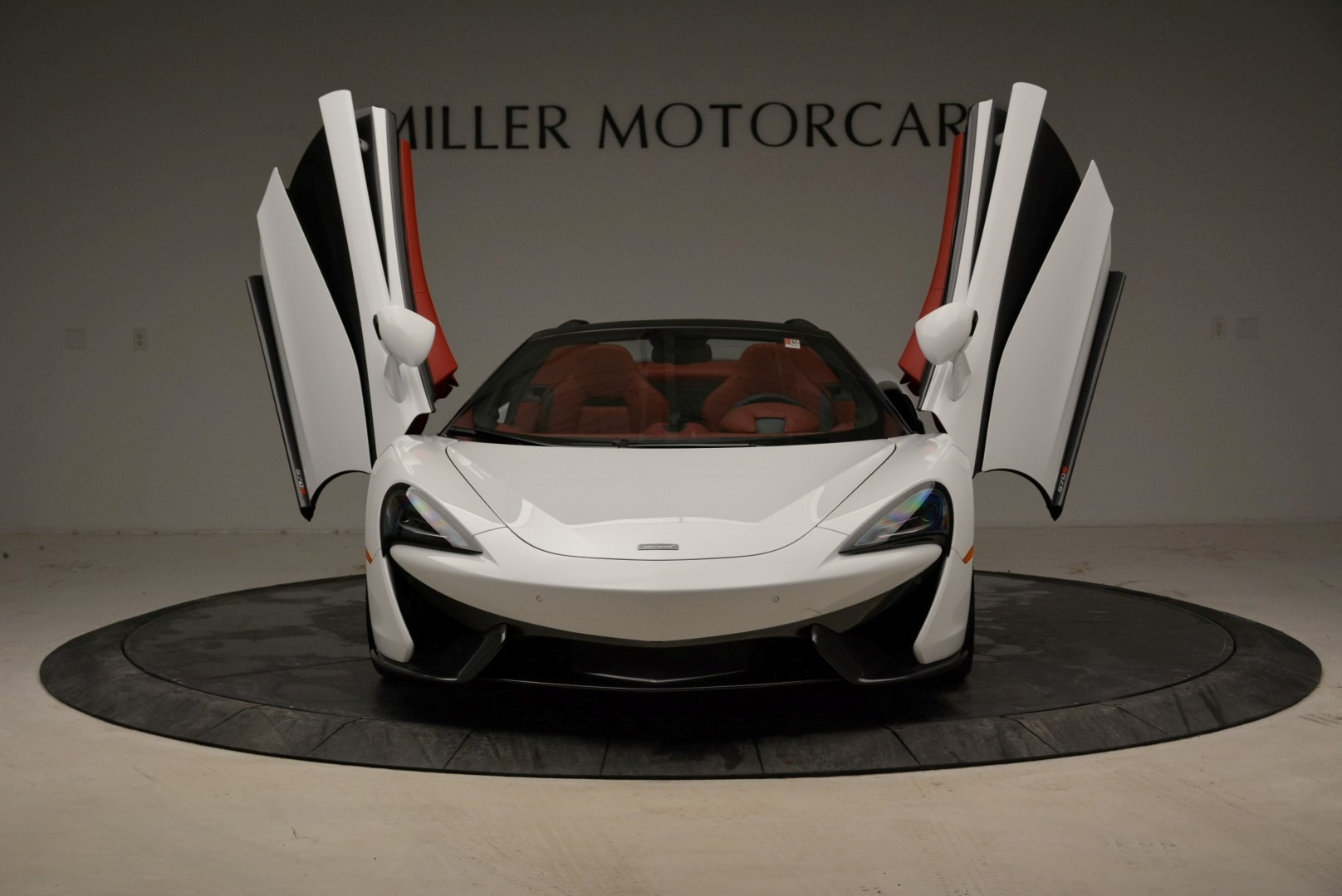 New 2018 McLaren 570S Spider For Sale In Greenwich, CT 1969_p13