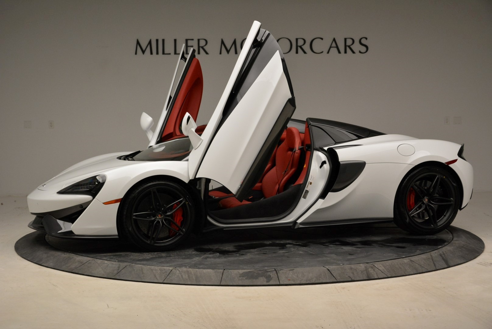 New 2018 McLaren 570S Spider For Sale In Greenwich, CT 1969_p15