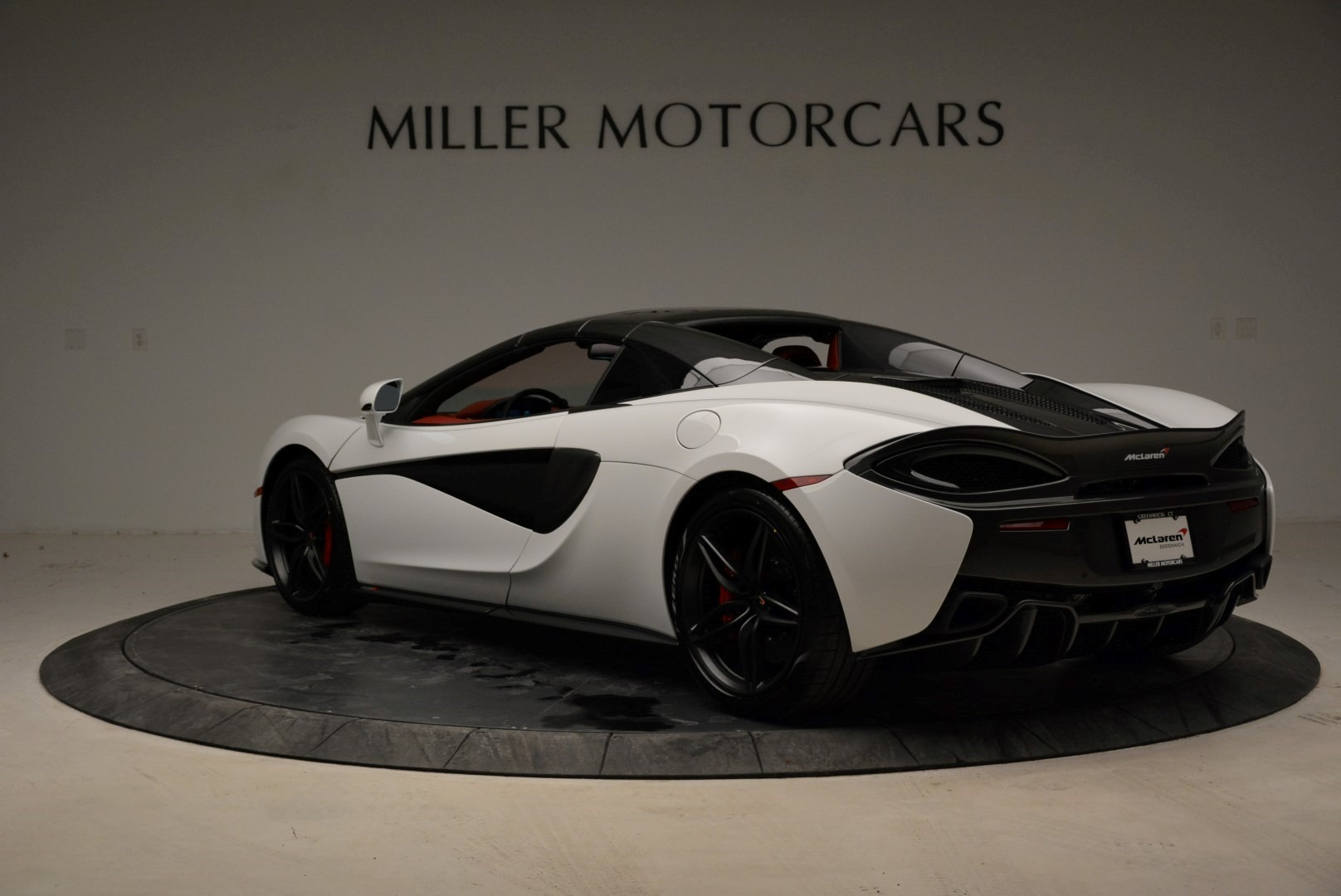 New 2018 McLaren 570S Spider For Sale In Greenwich, CT 1969_p17